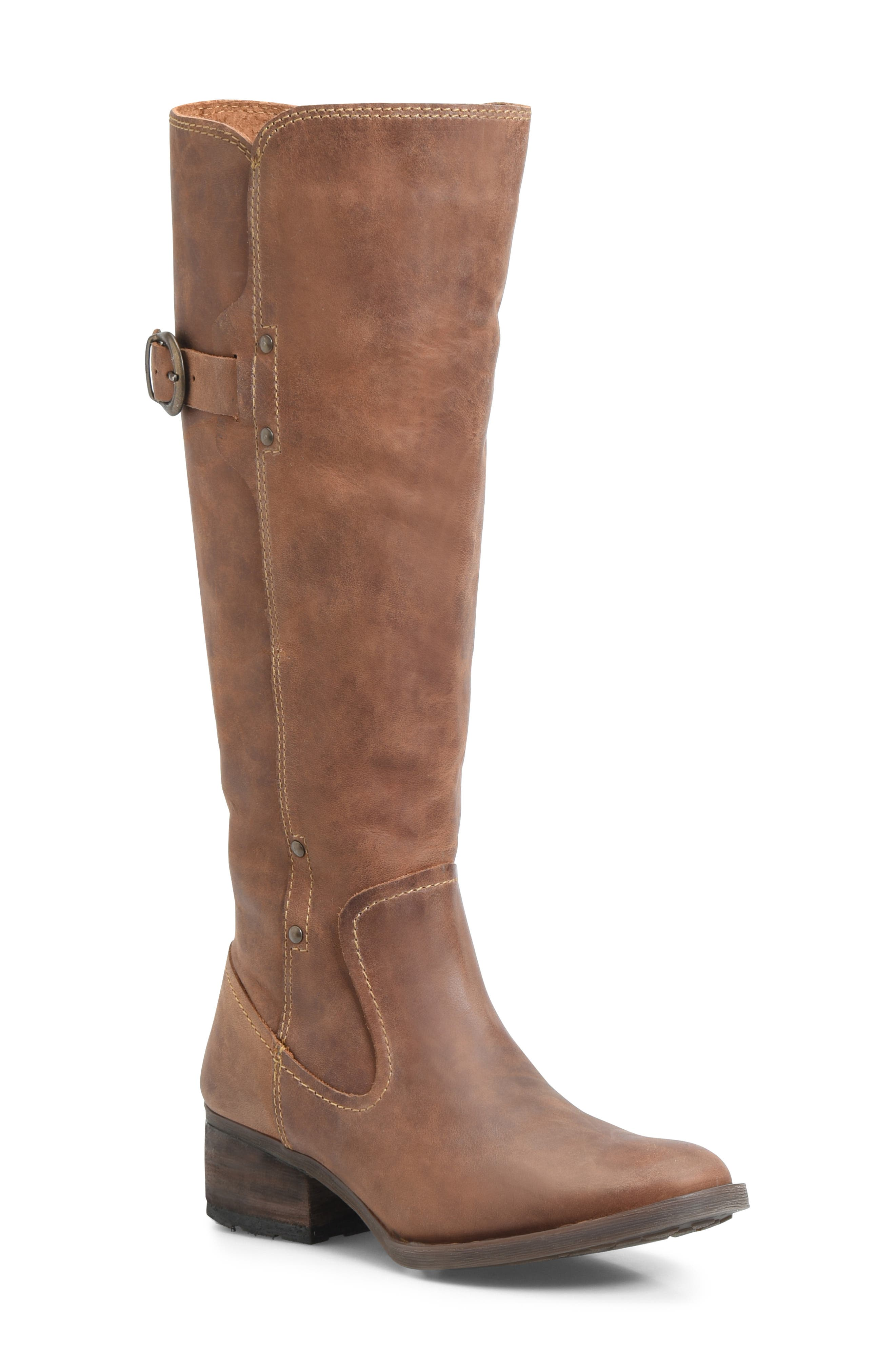 B?rn Mercado Knee High Boot, Brown