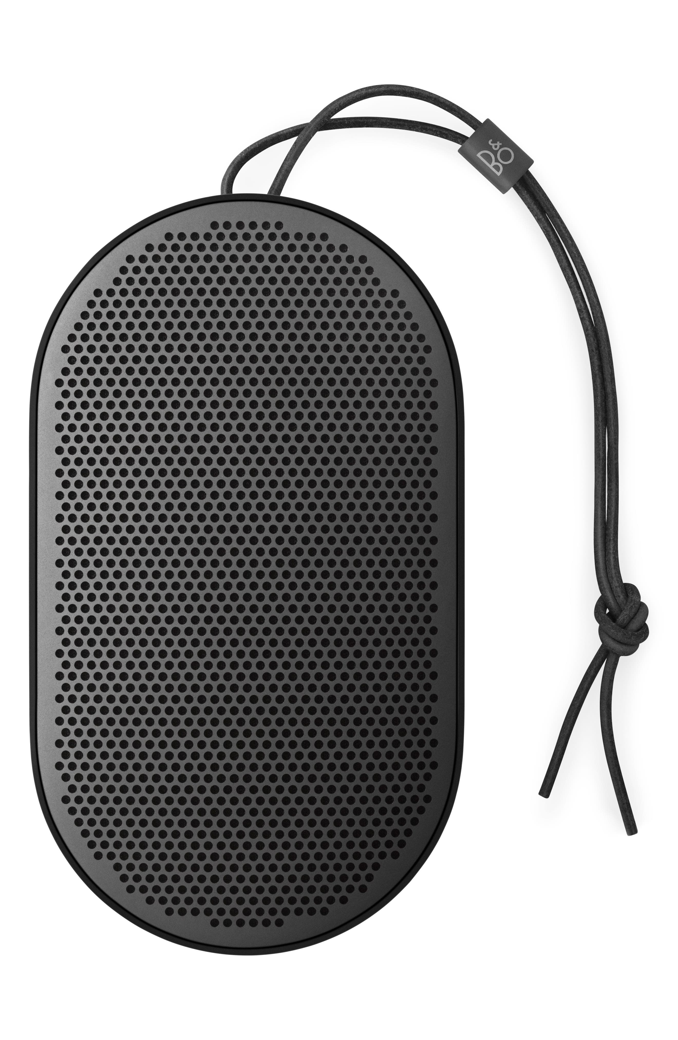 Beoplay P2 Portable Bluetooth<sup>®</sup> Speaker,                             Main thumbnail 1, color,                             002