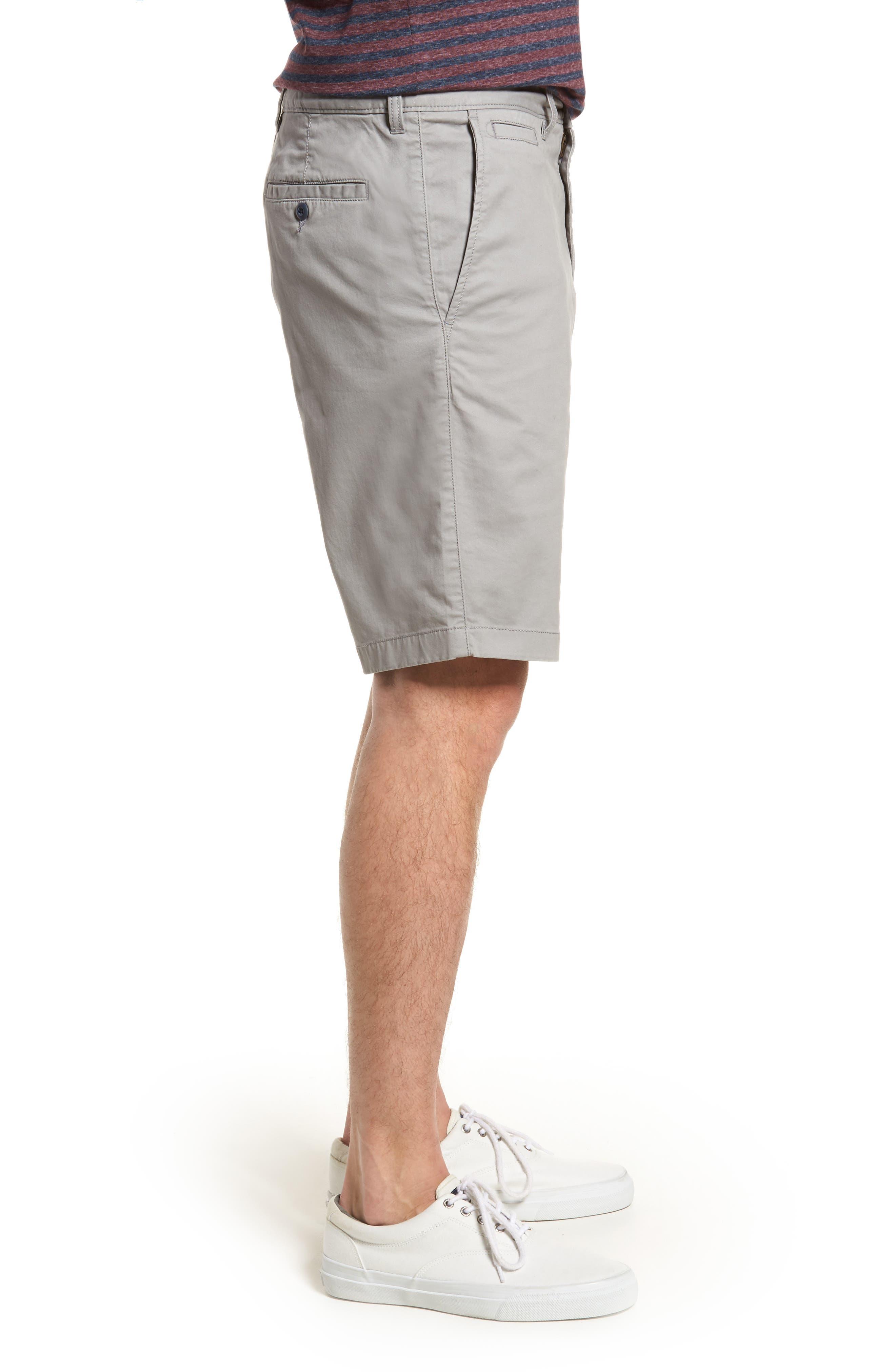 Ballard Slim Fit Stretch Chino 11-Inch Shorts,                             Alternate thumbnail 36, color,