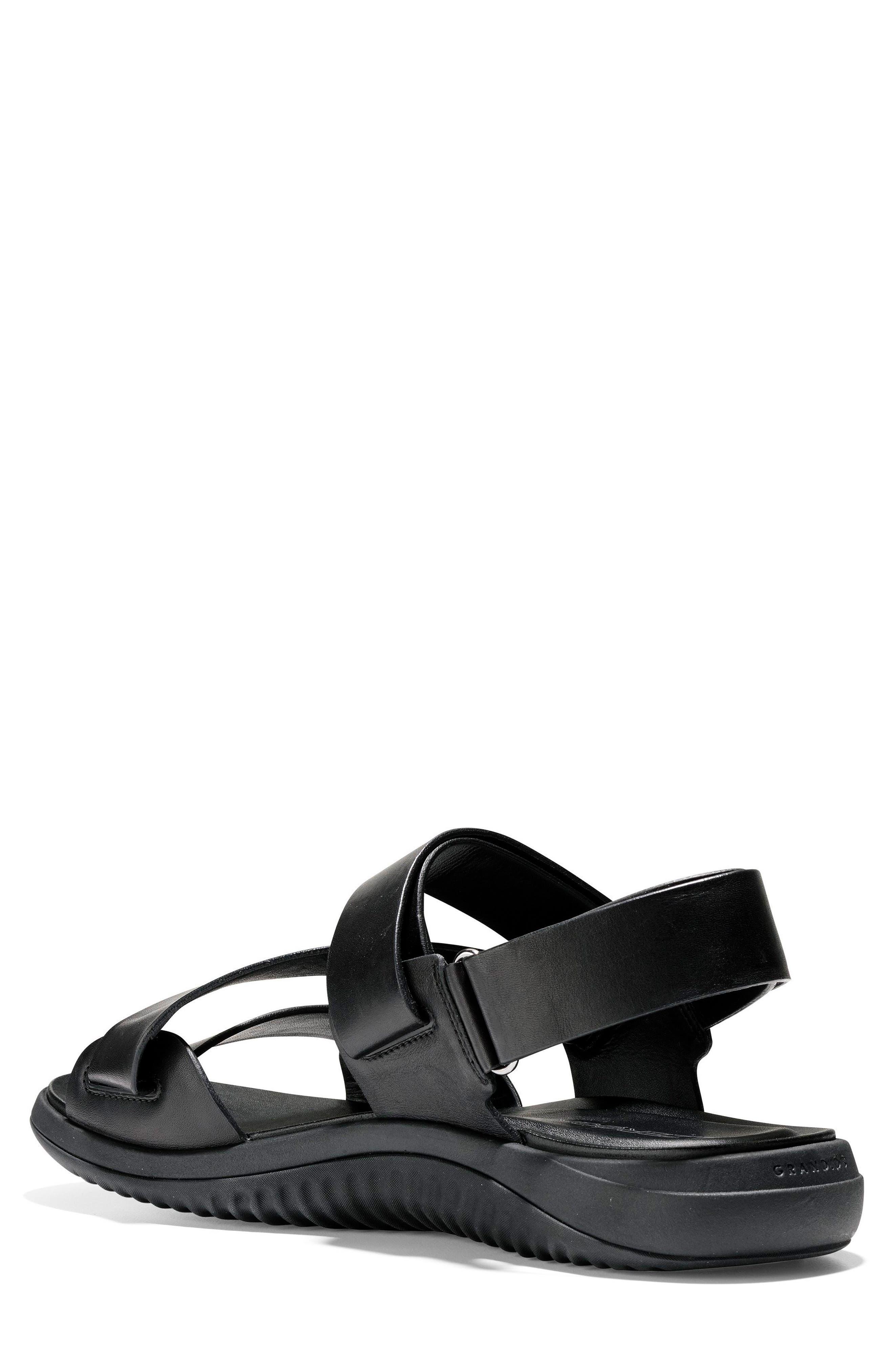 2.ZeroGrand Multistrap Sandal,                             Alternate thumbnail 2, color,                             003