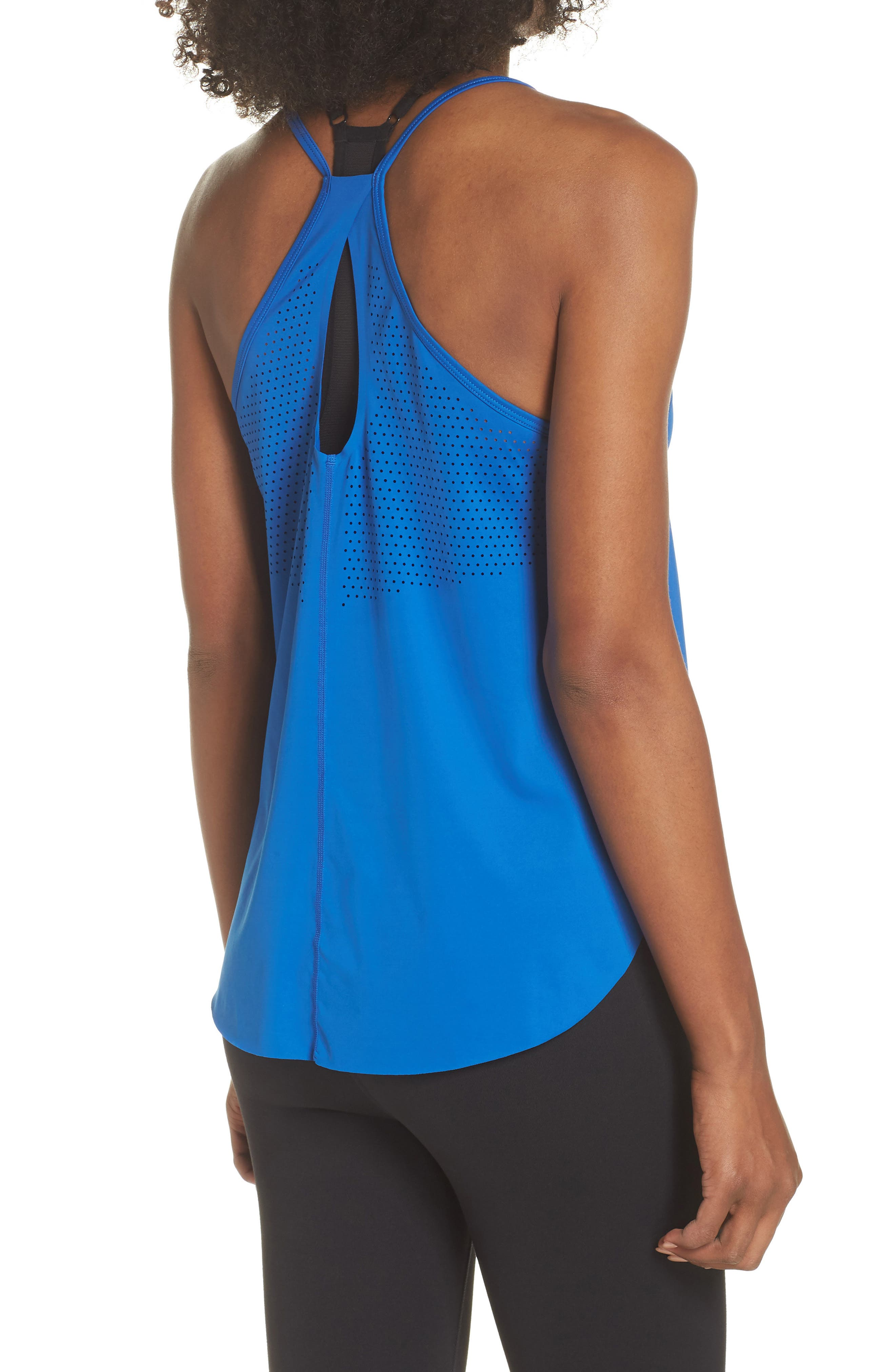 Fera Perforated Tank,                             Alternate thumbnail 9, color,