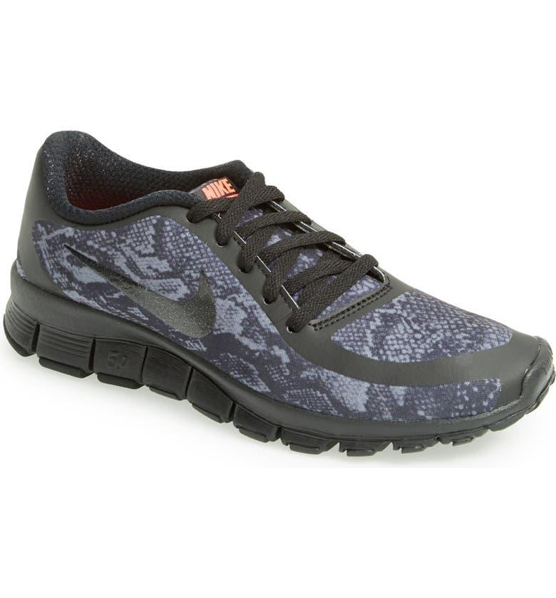 Nike  Free 5.0 V4  Running Shoe (Women)  e9f4384c8826