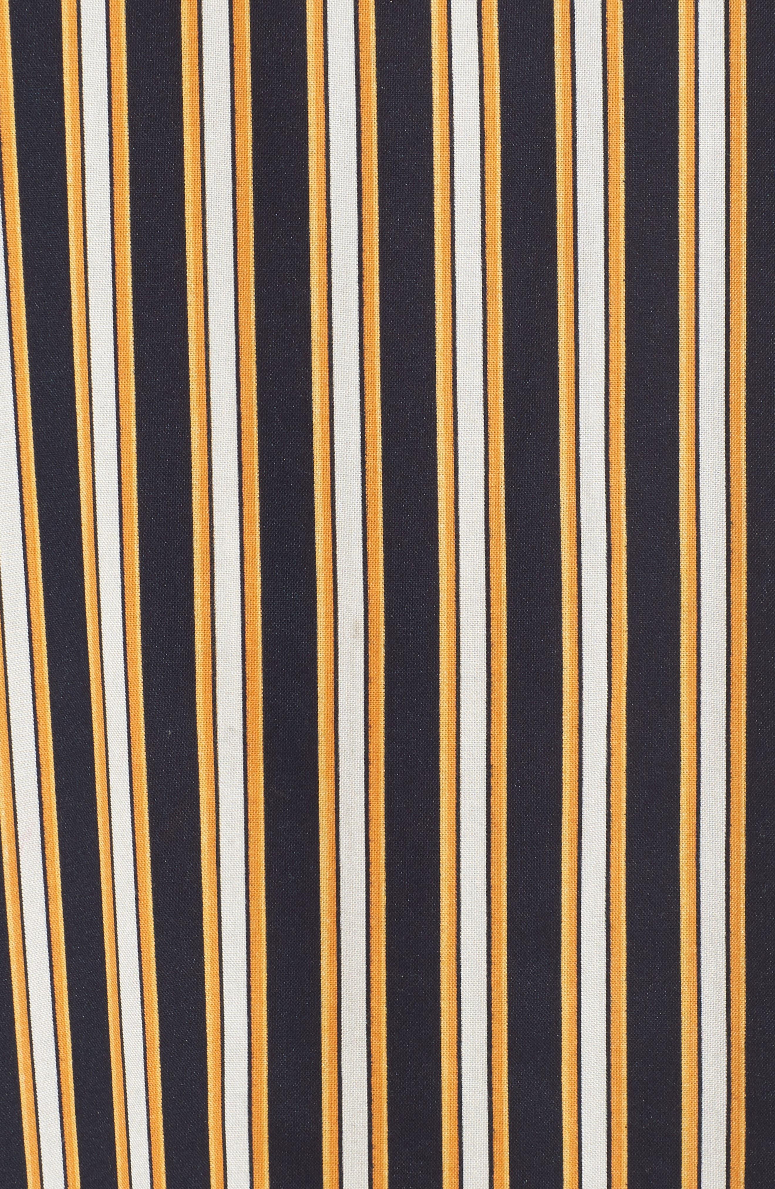 Stoney Stripe Slipdress,                             Alternate thumbnail 6, color,