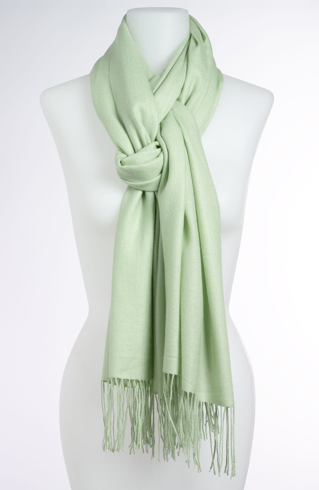 Tissue Weight Wool & Cashmere Wrap,                             Main thumbnail 42, color,