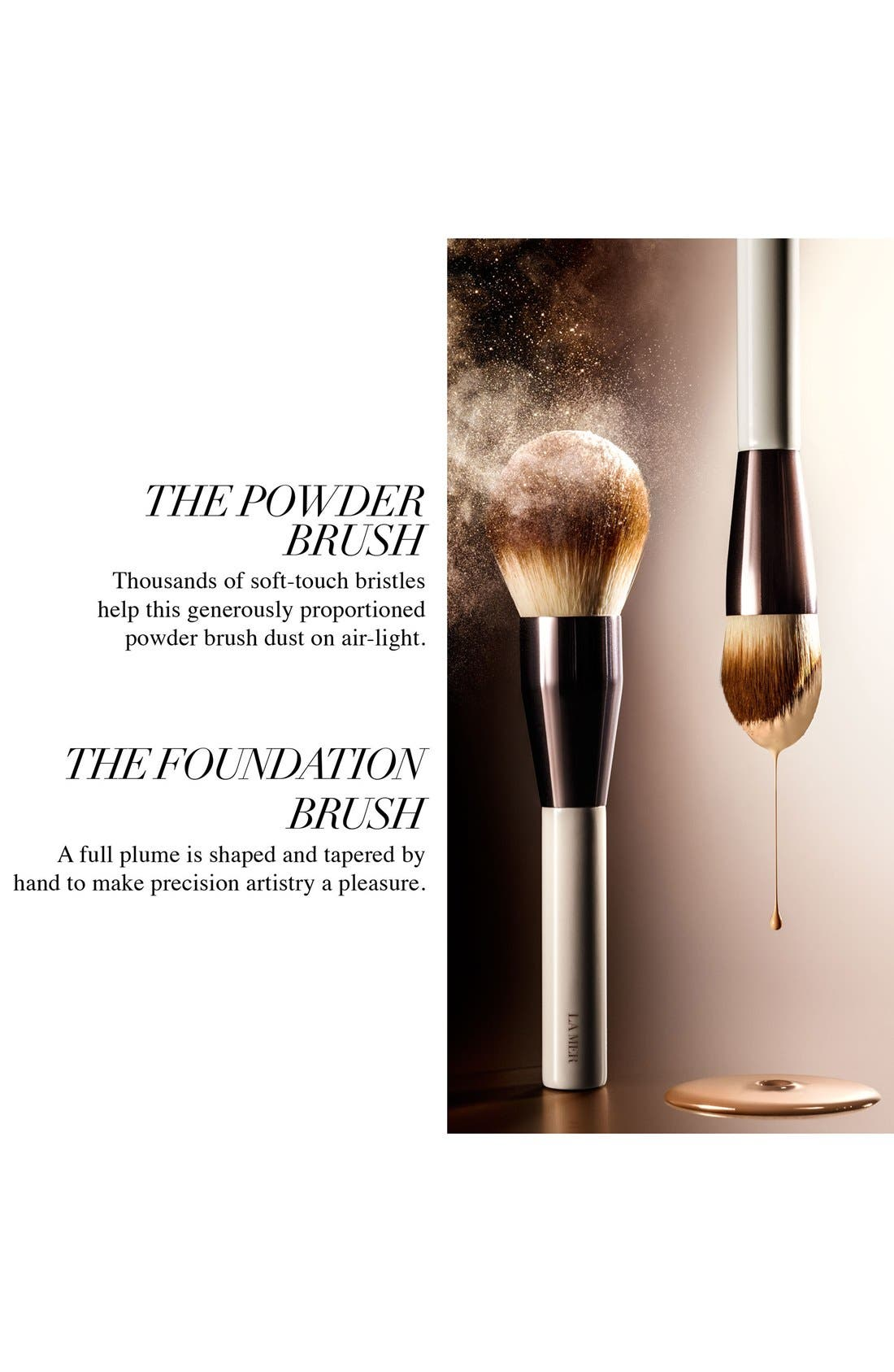 The Foundation Brush,                             Alternate thumbnail 2, color,                             NO COLOR