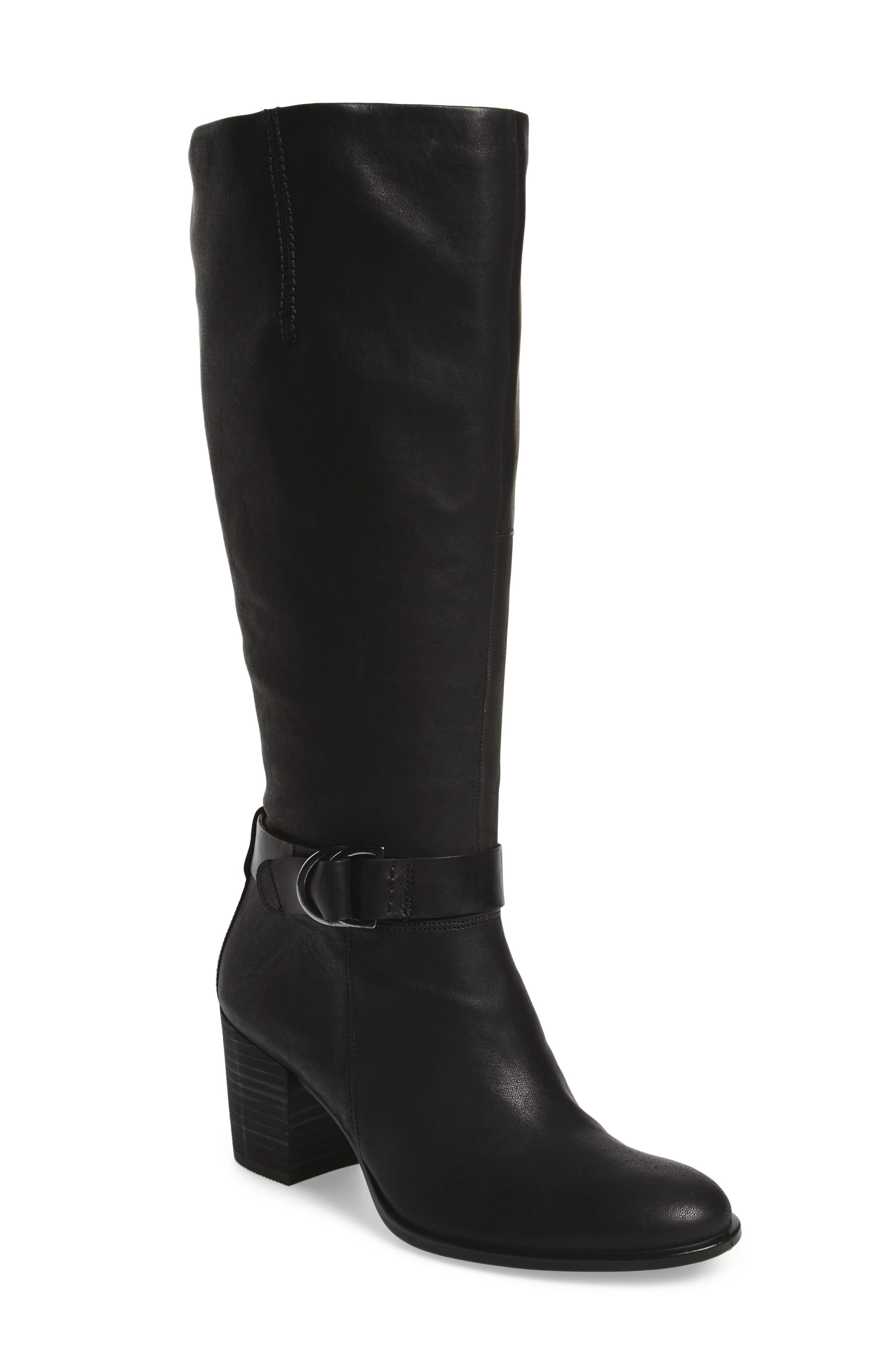 Shape 55 Tall Boot,                             Main thumbnail 1, color,                             001