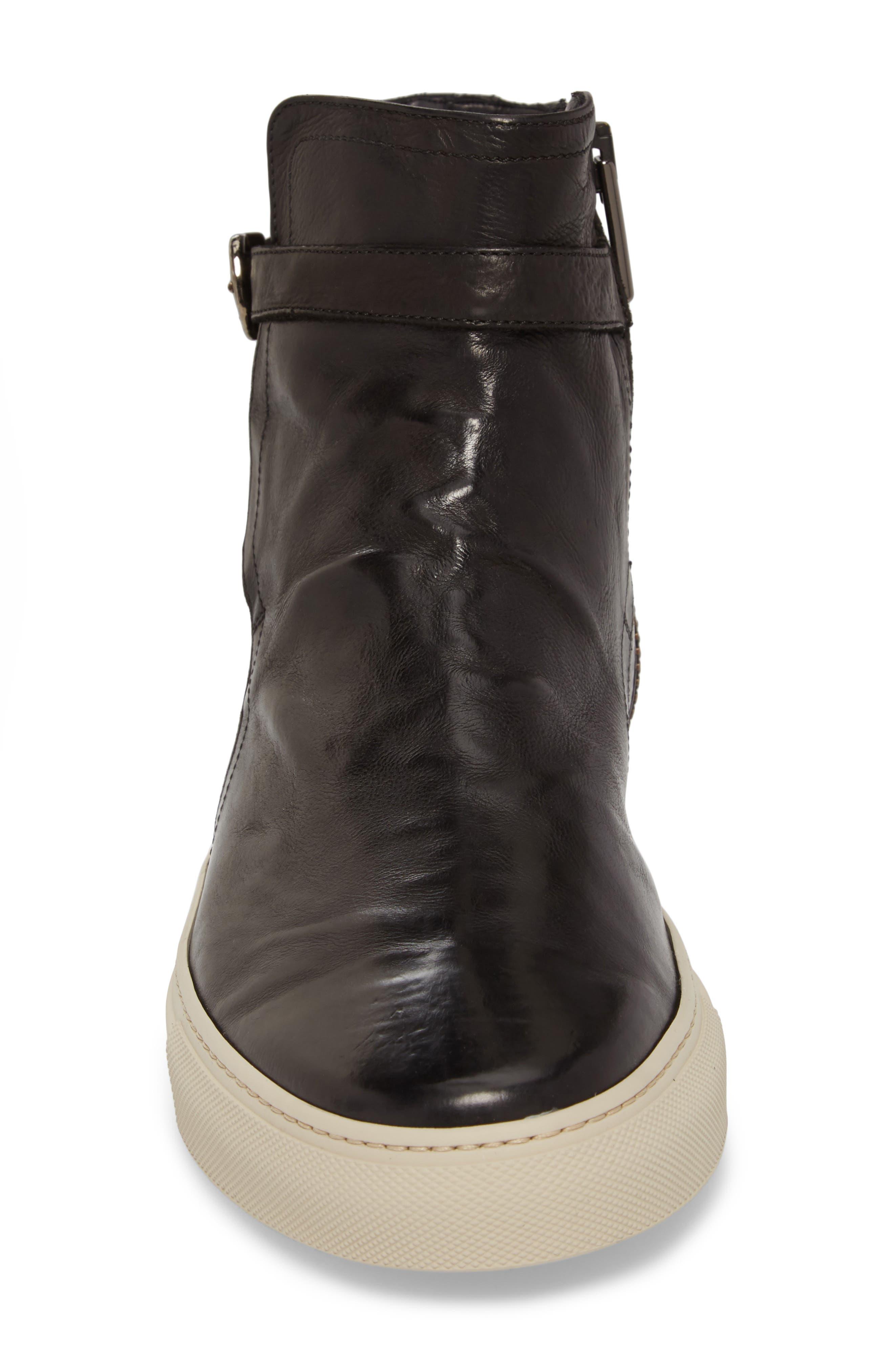 Owen Jodhpur High Top Sneaker,                             Alternate thumbnail 7, color,