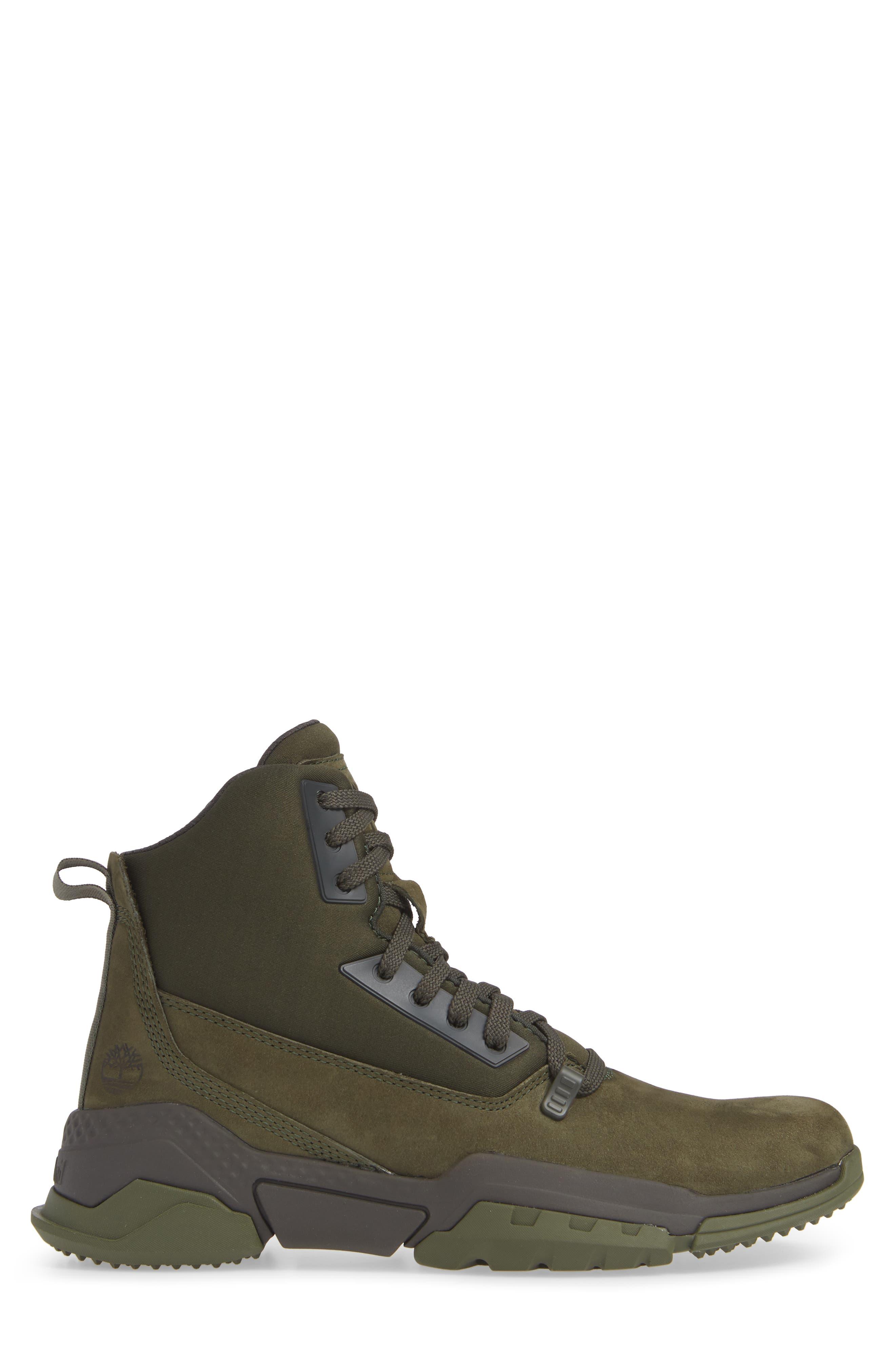 City Force Boot,                             Alternate thumbnail 3, color,                             GRAPE/ GREY NUBUCK