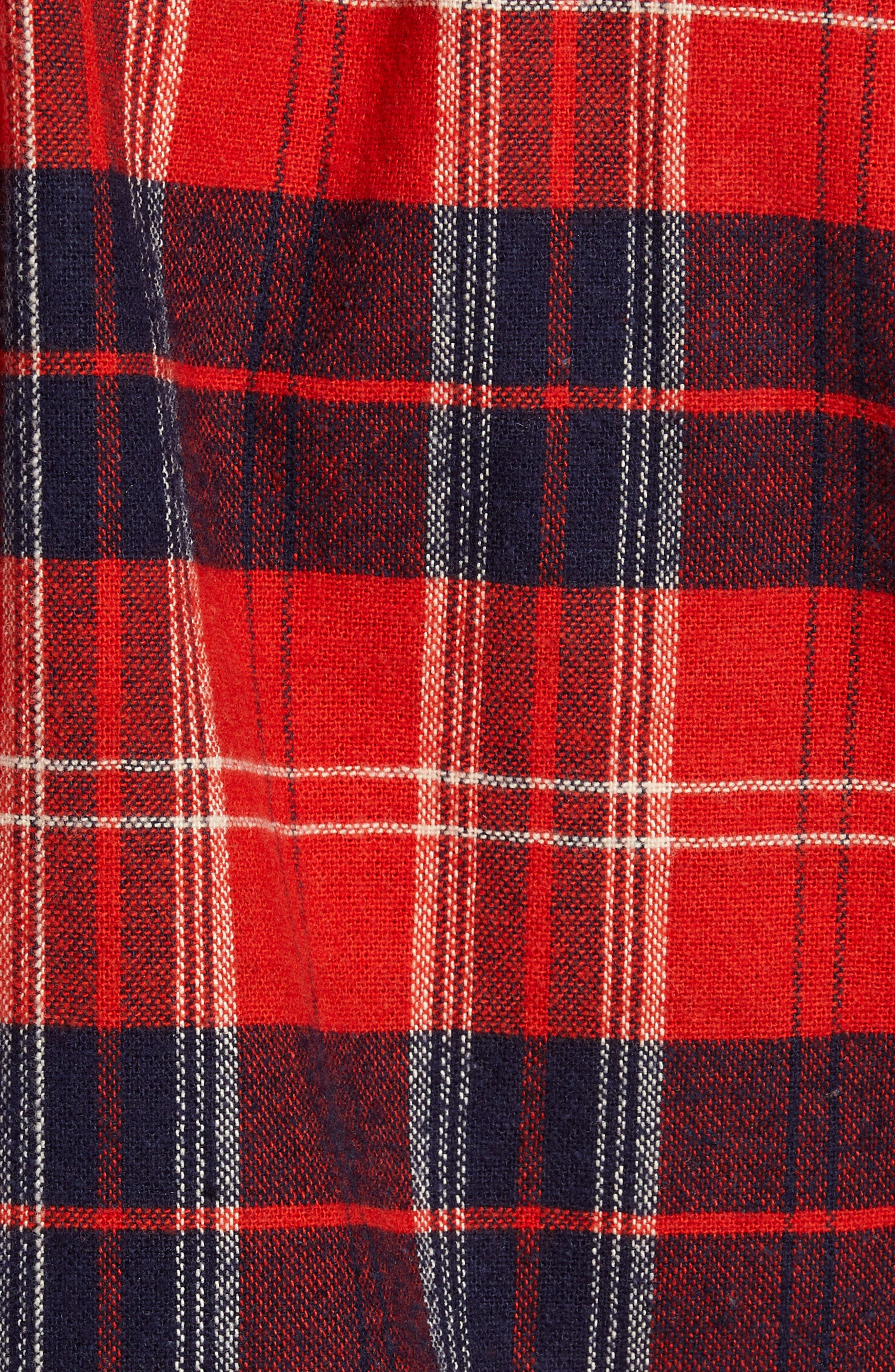 Bowery Flannel Shirt,                             Alternate thumbnail 47, color,