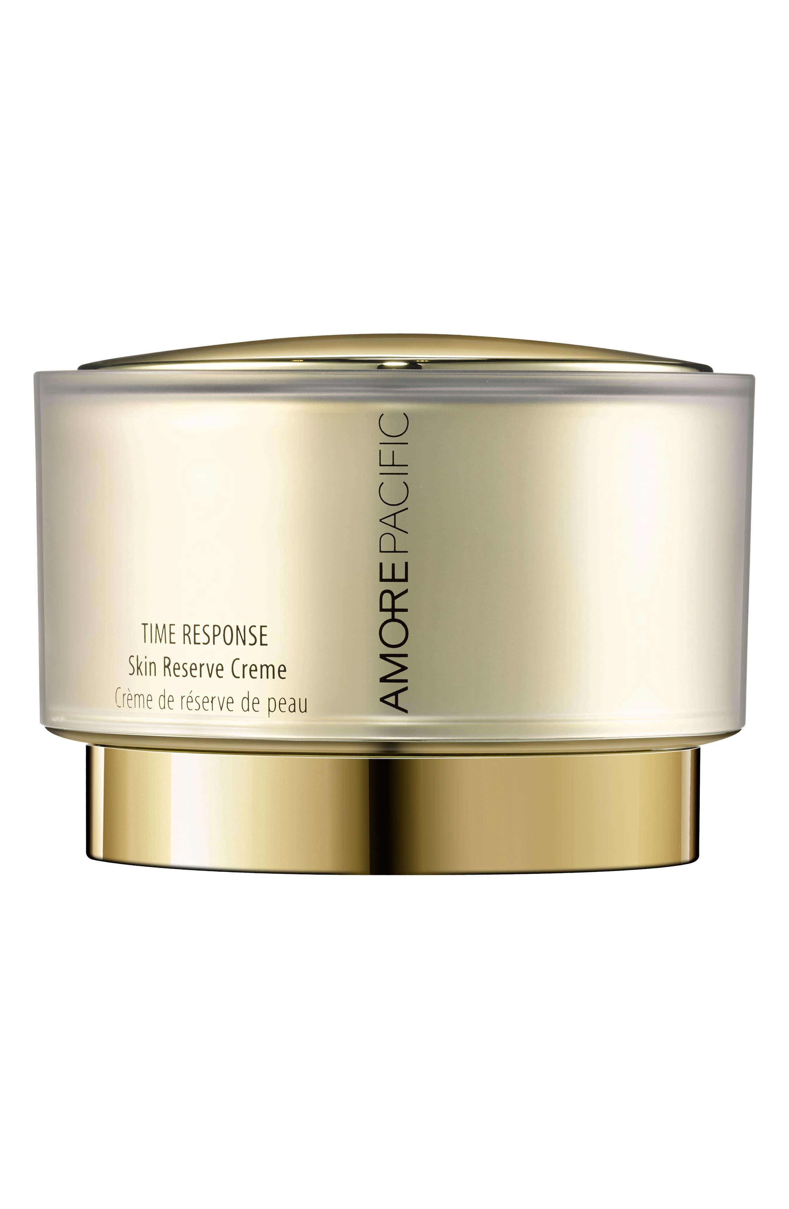 Time Response Skin Reserve Crème,                         Main,                         color, NO COLOR