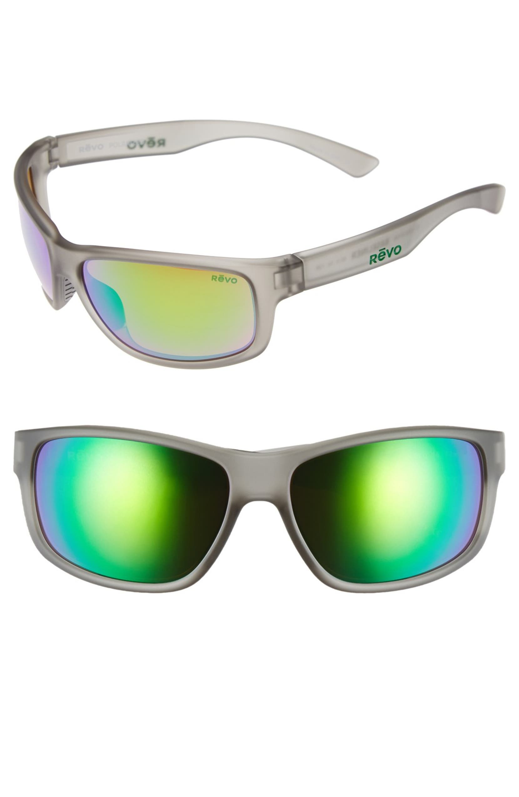58664a3f54 Revo  Baseliner  61mm Polarized Sunglasses