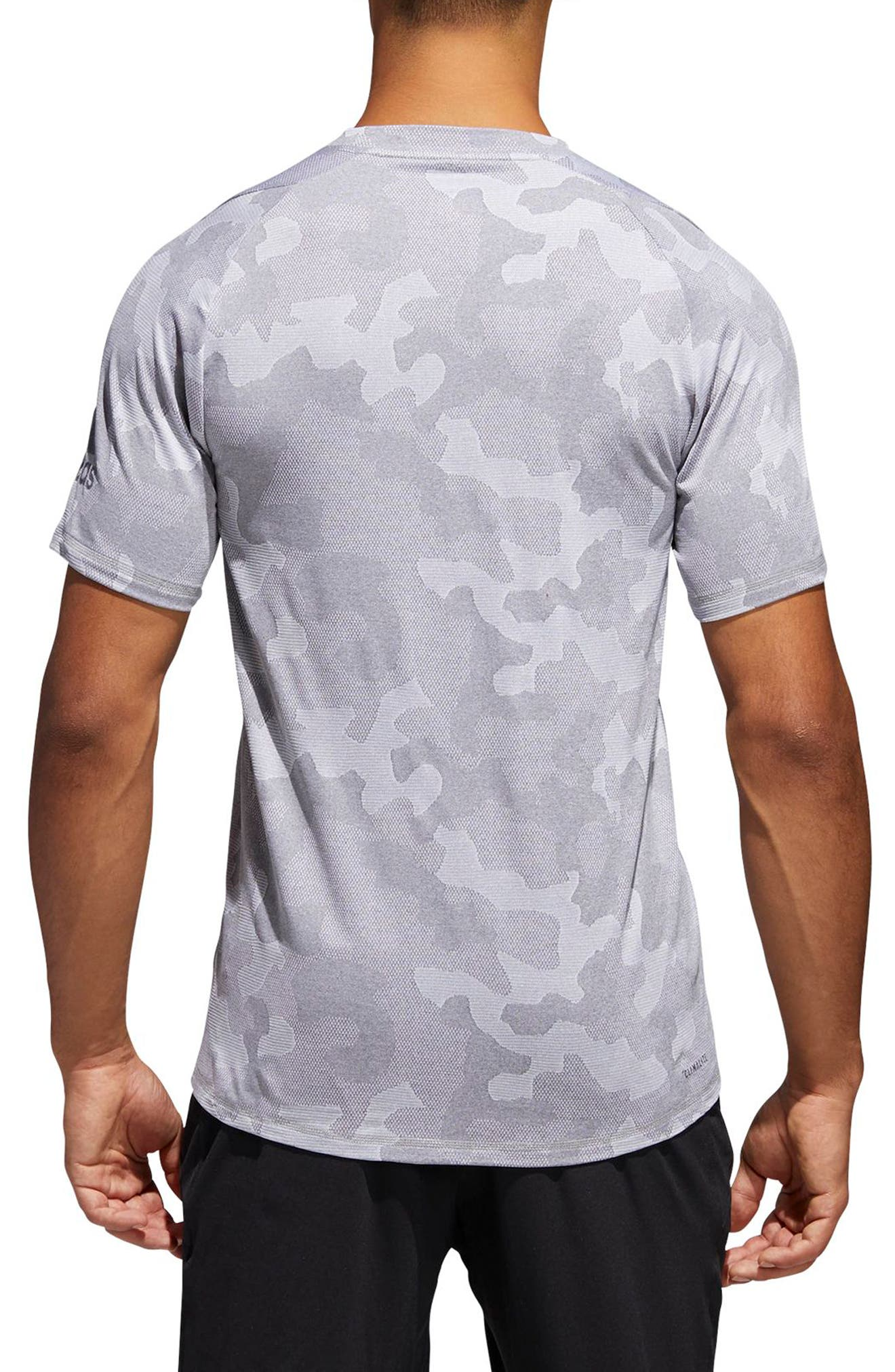Camo Hype T-Shirt,                             Alternate thumbnail 2, color,                             036