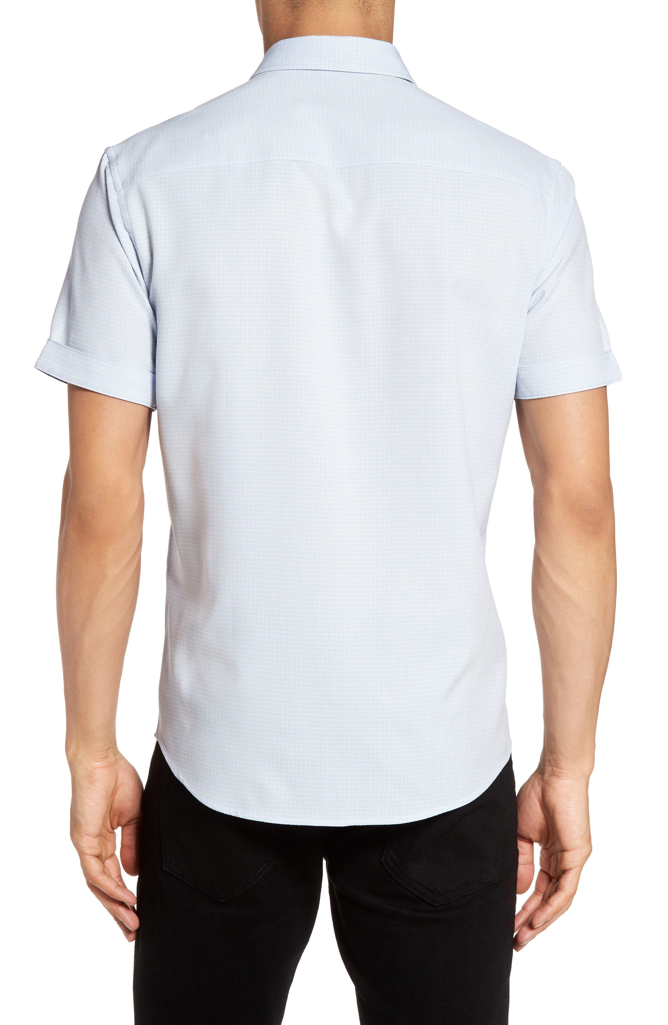 Check Sport Shirt,                             Alternate thumbnail 2, color,                             428