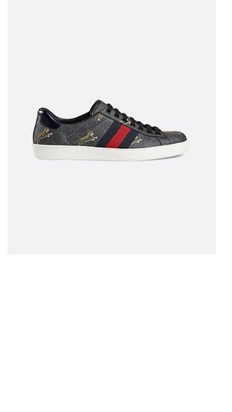 Gucci designer shoes.