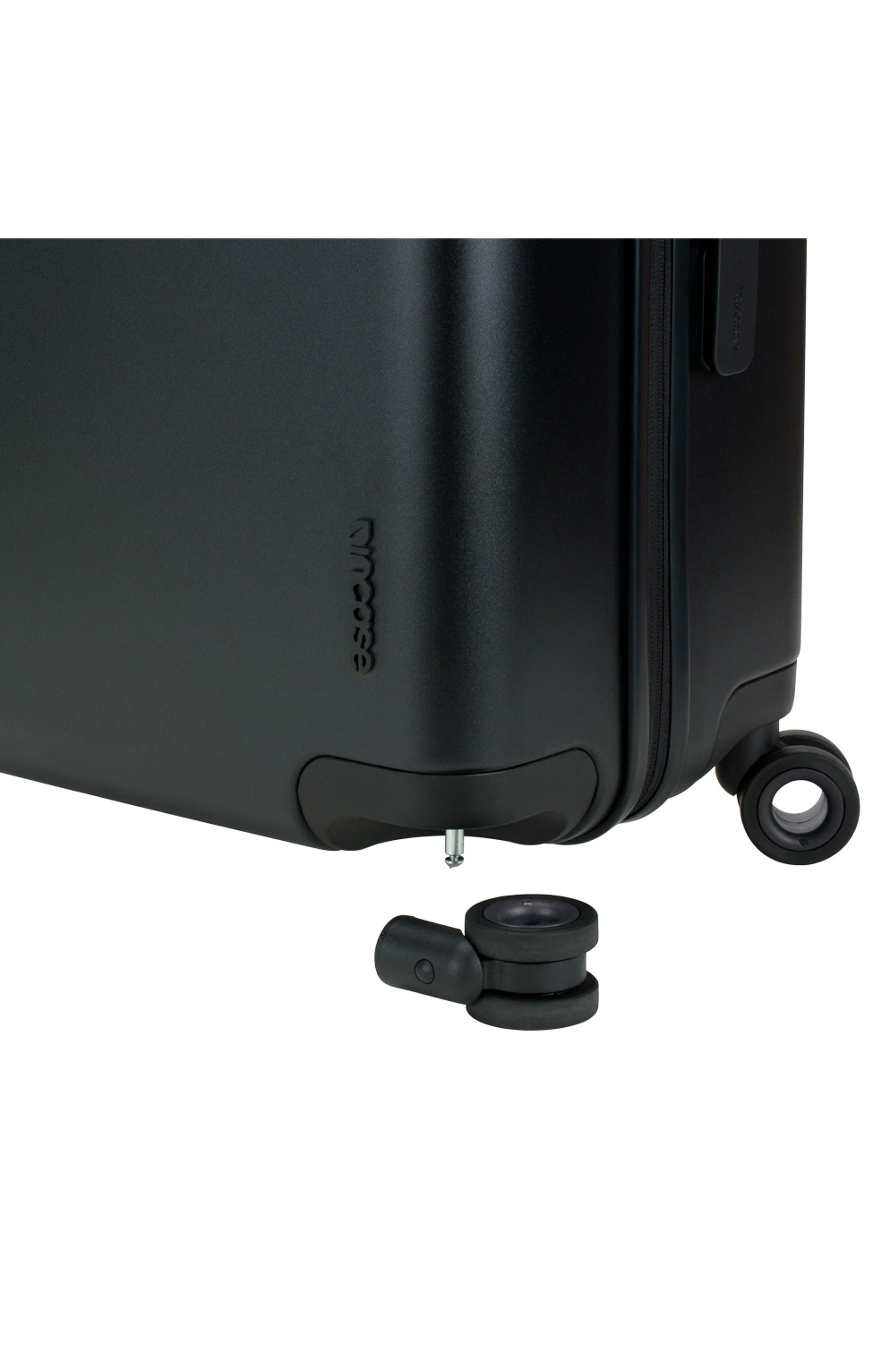 NOVI 31-Inch Hardshell Wheeled Packing Case,                             Alternate thumbnail 6, color,                             BLACK