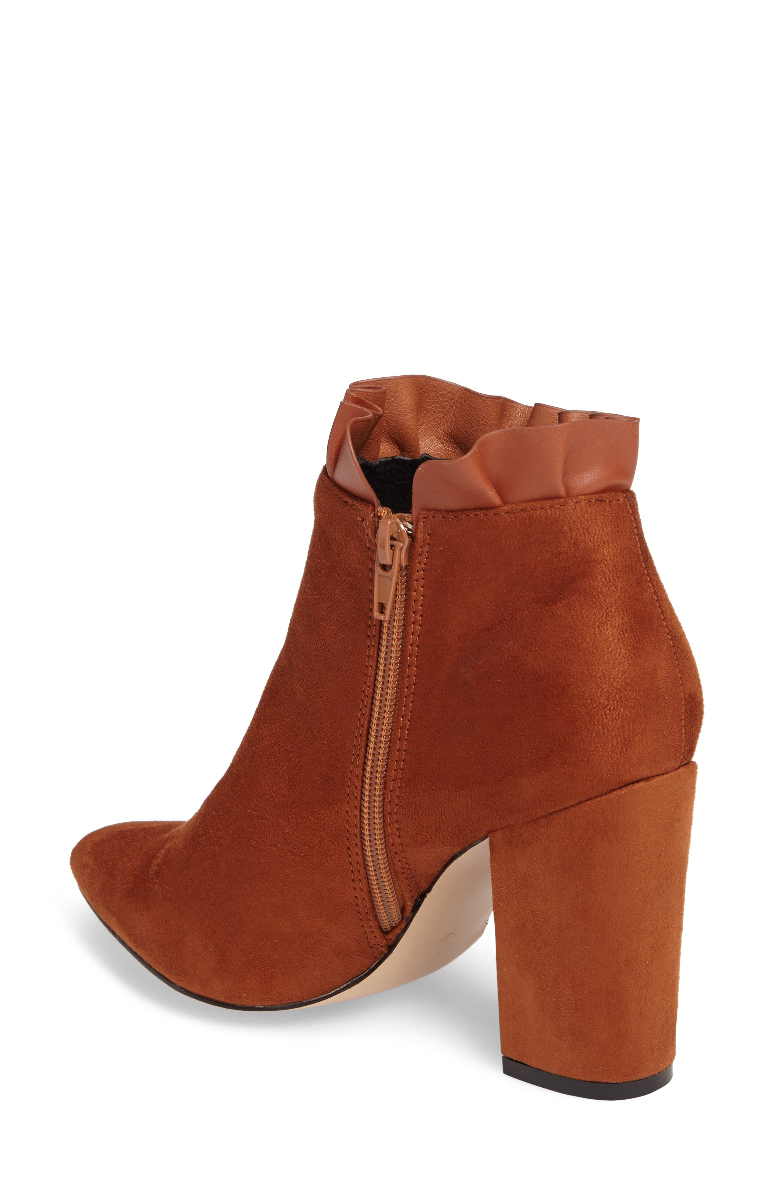 Katana Pointy Toe Bootie,                             Alternate thumbnail 5, color,