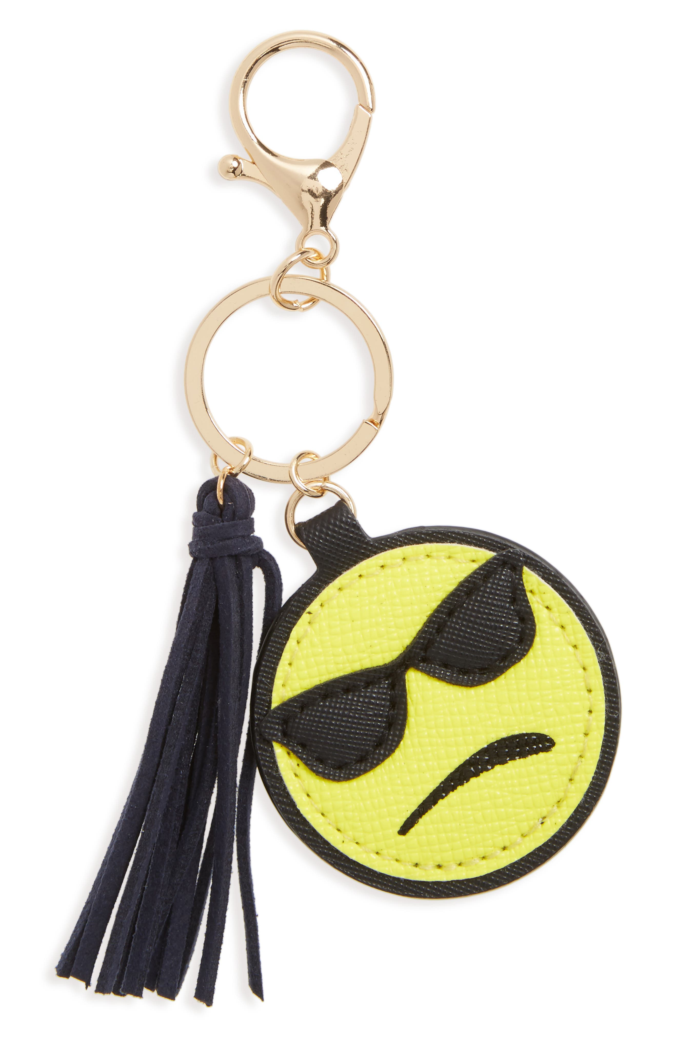 Emoji Key Chain,                         Main,                         color, 001