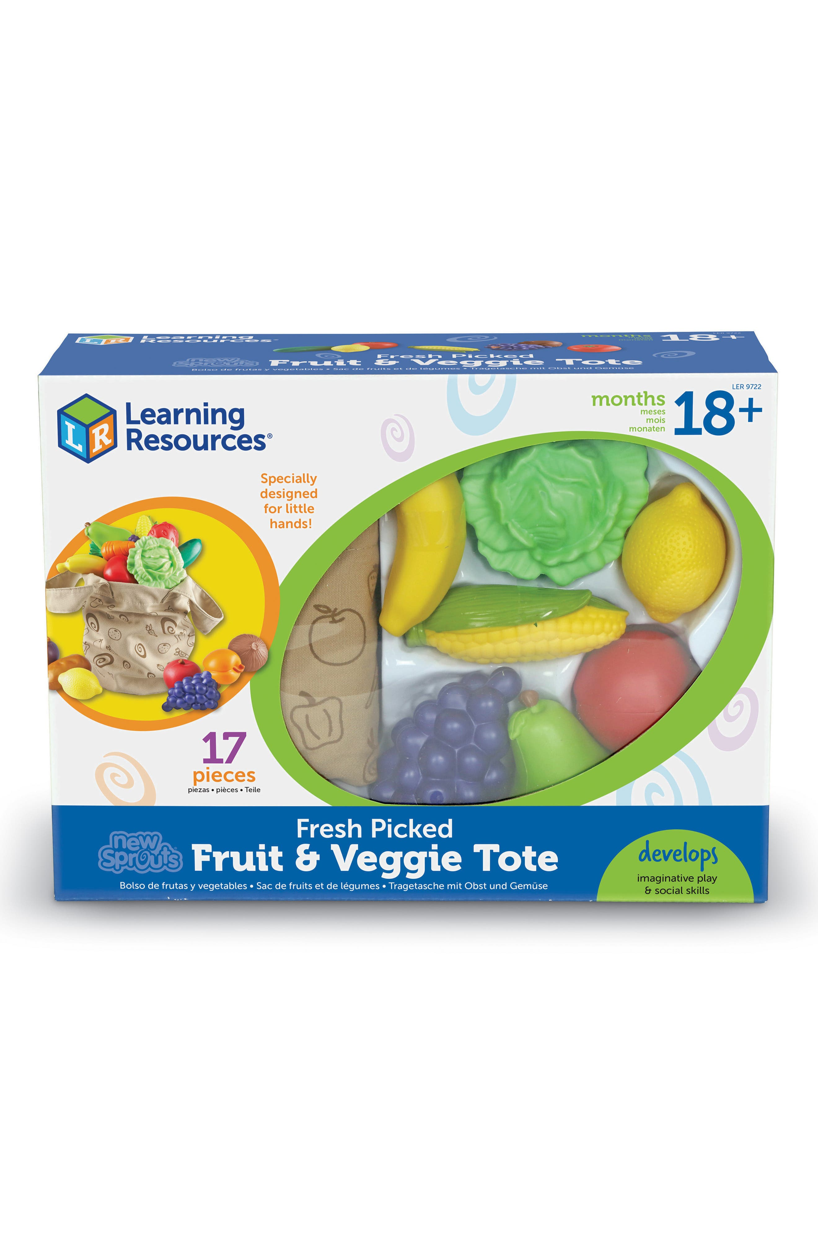 New Sprouts<sup>®</sup> Freshly Picked Fruit & Veggie Play Set,                             Alternate thumbnail 2, color,                             960
