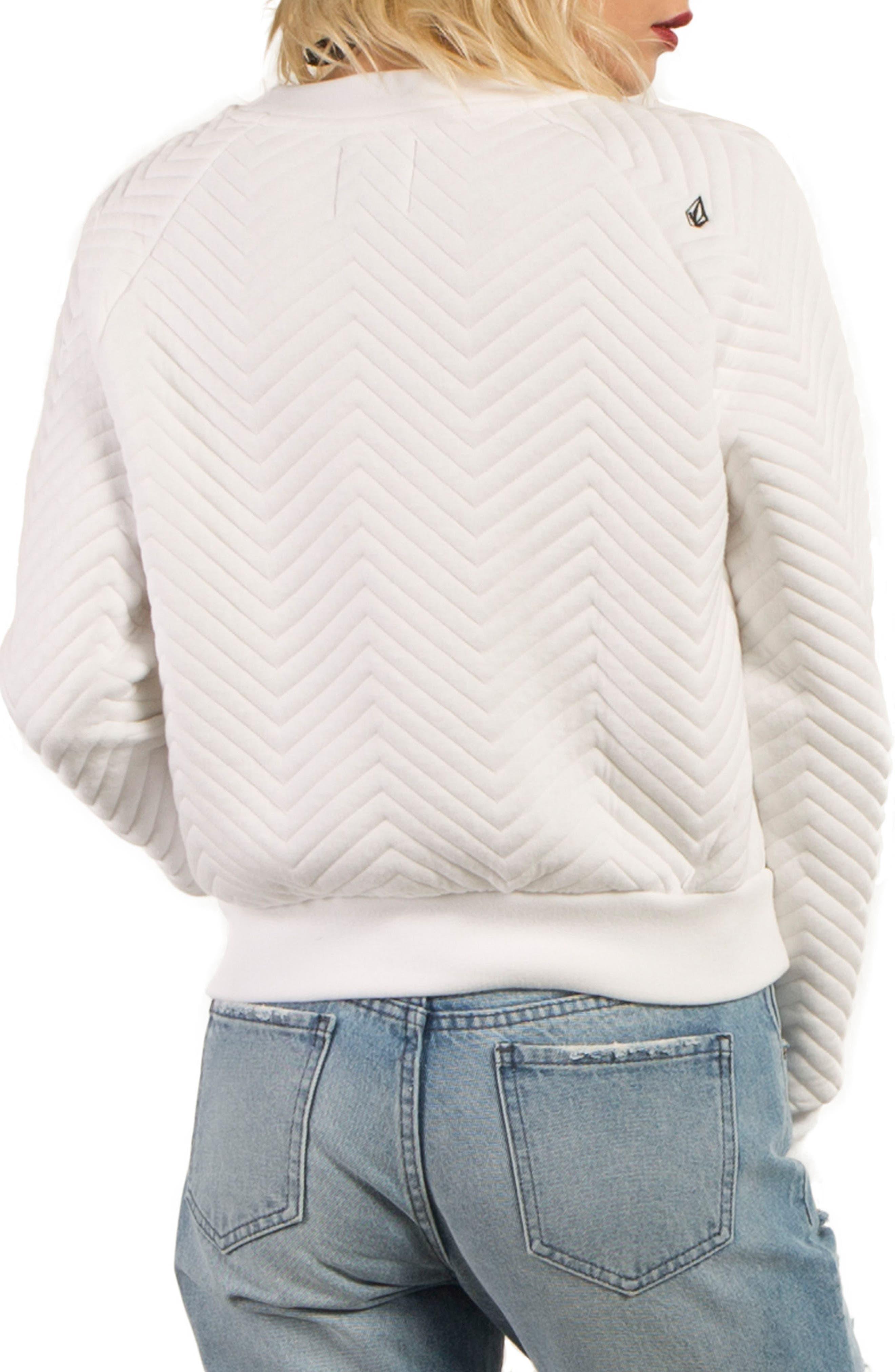 Cozy Dayz Sweatshirt,                             Alternate thumbnail 2, color,                             100
