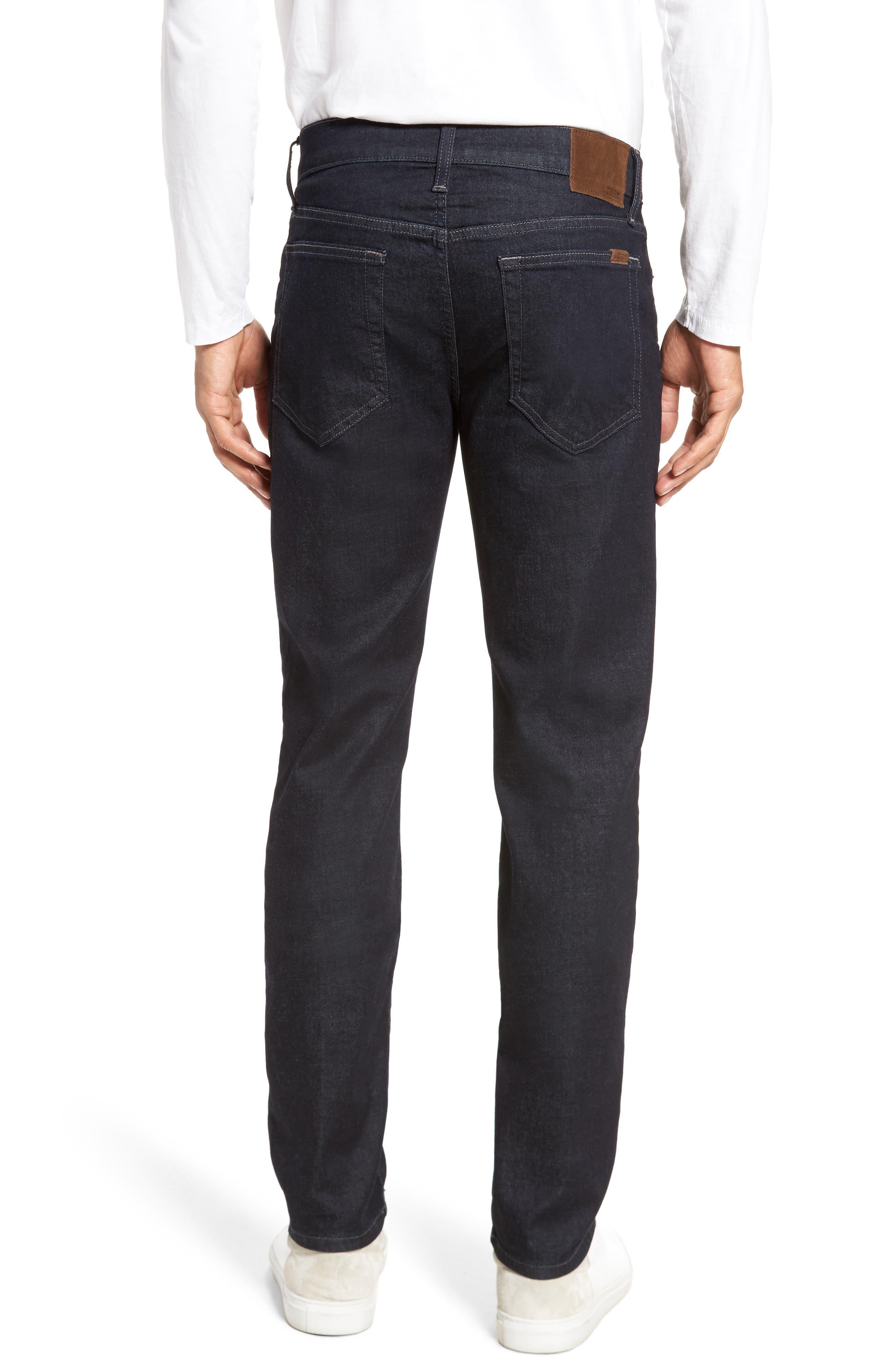 Slim Slim Fit Jeans,                             Alternate thumbnail 2, color,                             NUHOLLIS