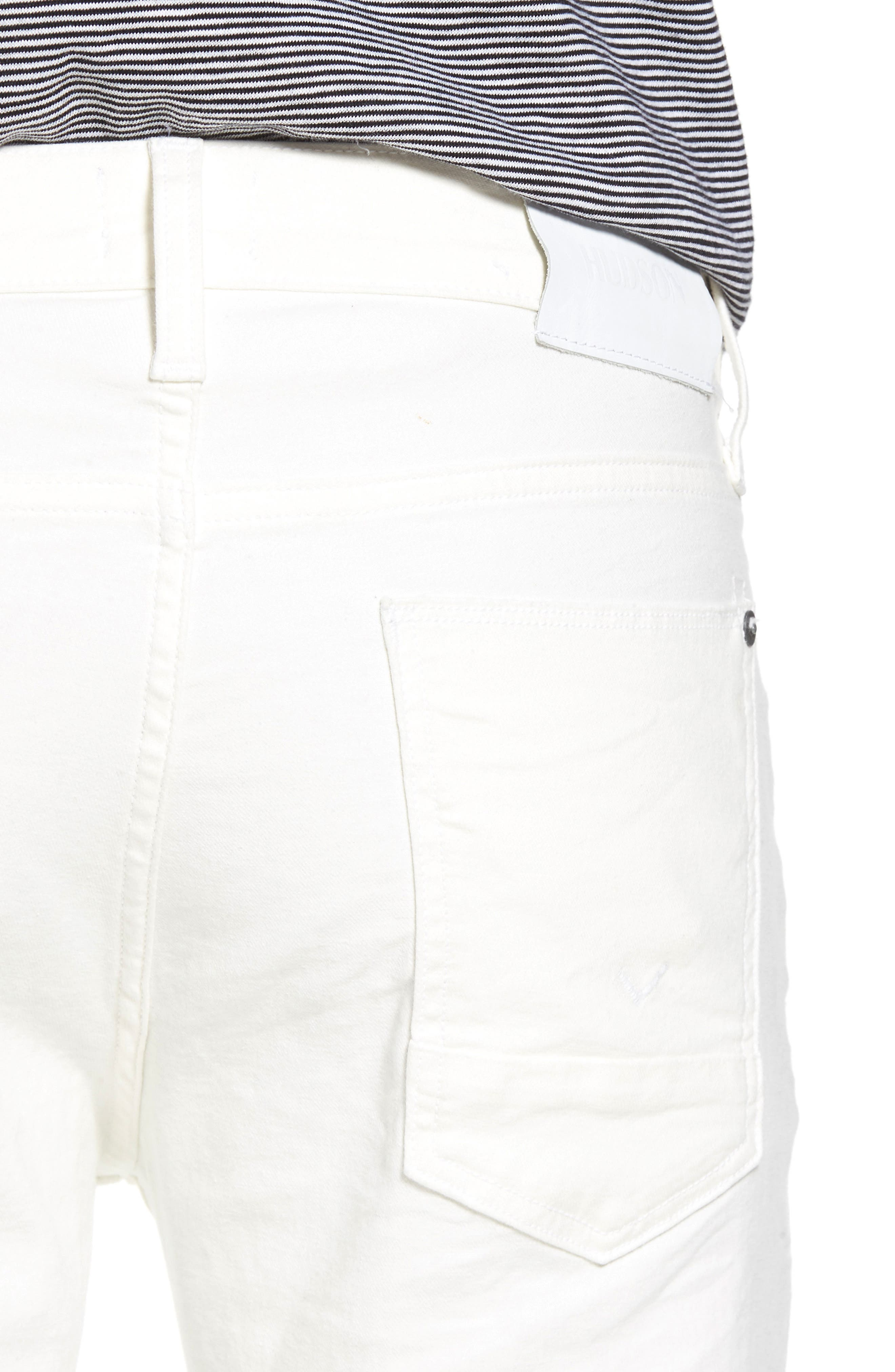Blake Slim Fit Jeans,                             Alternate thumbnail 4, color,                             110