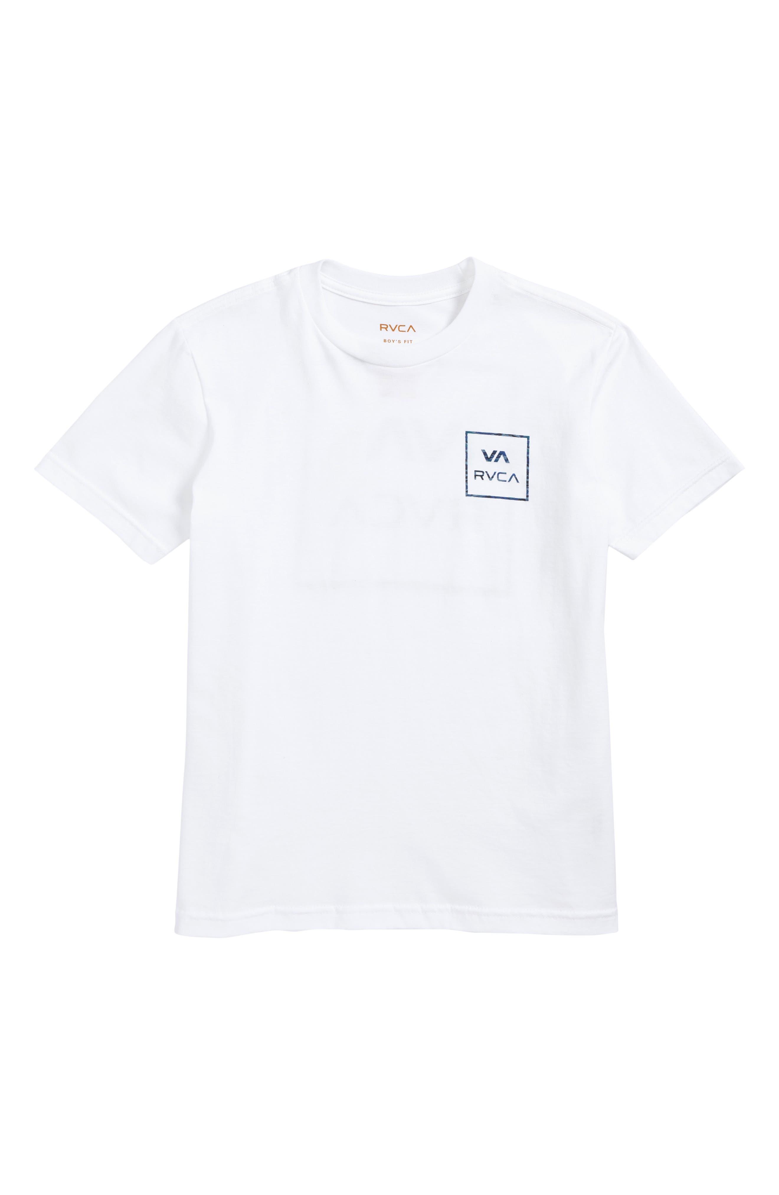 VA all the Way Graphic T-Shirt,                             Main thumbnail 1, color,                             100