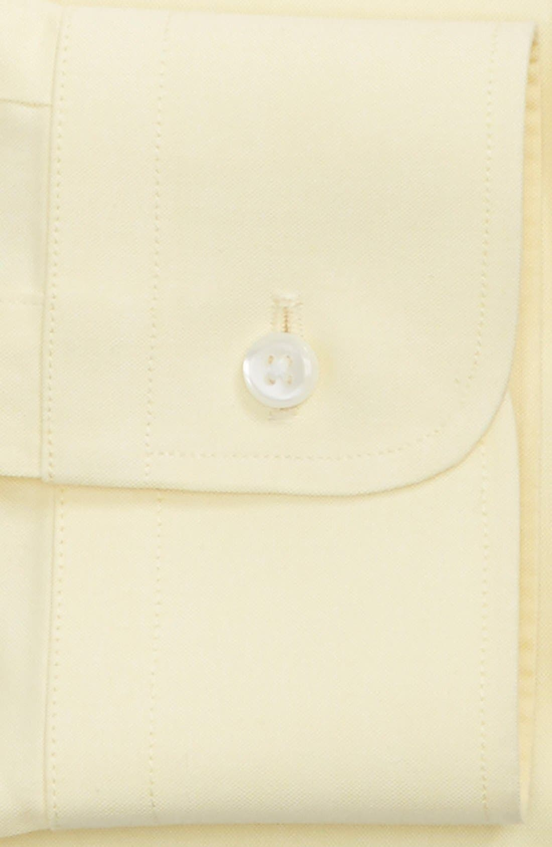 Smartcare<sup>™</sup> Traditional Fit Pinpoint Dress Shirt,                             Alternate thumbnail 70, color,