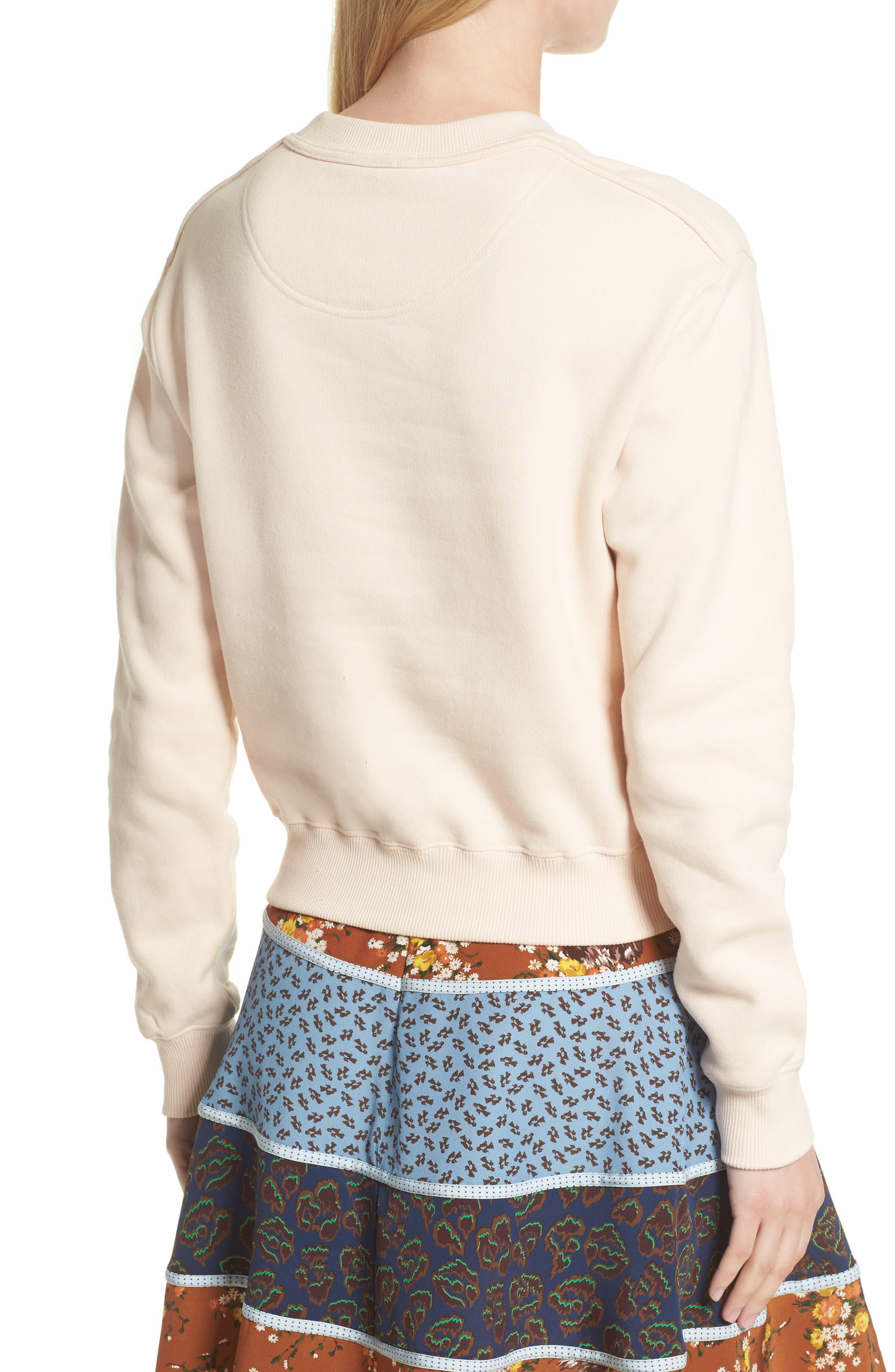 Sequin Sundae Sweatshirt,                             Alternate thumbnail 2, color,                             683