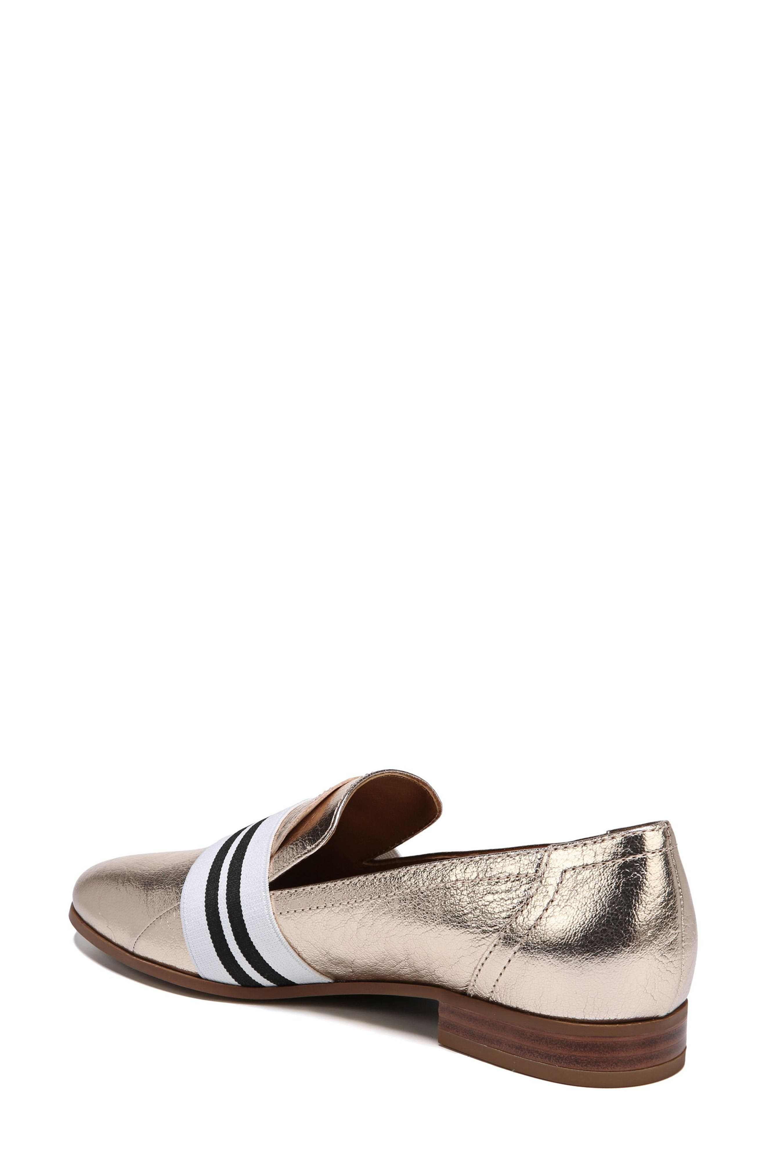 Odyssey Loafer,                             Alternate thumbnail 7, color,                             PLATINO LEATHER