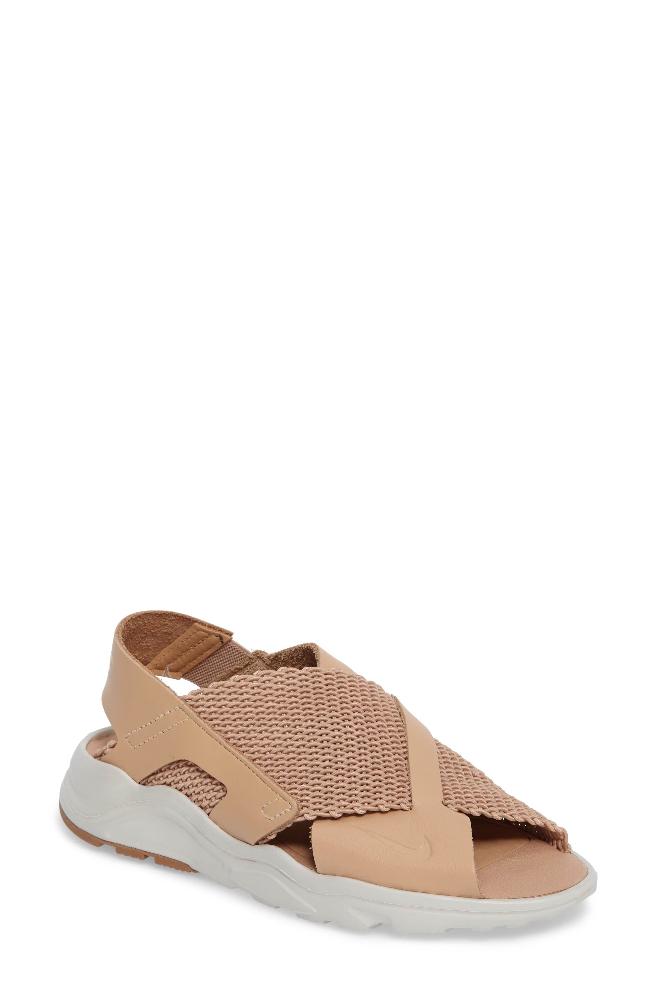Air Huarache Ultra Sport Sandal,                             Main thumbnail 3, color,