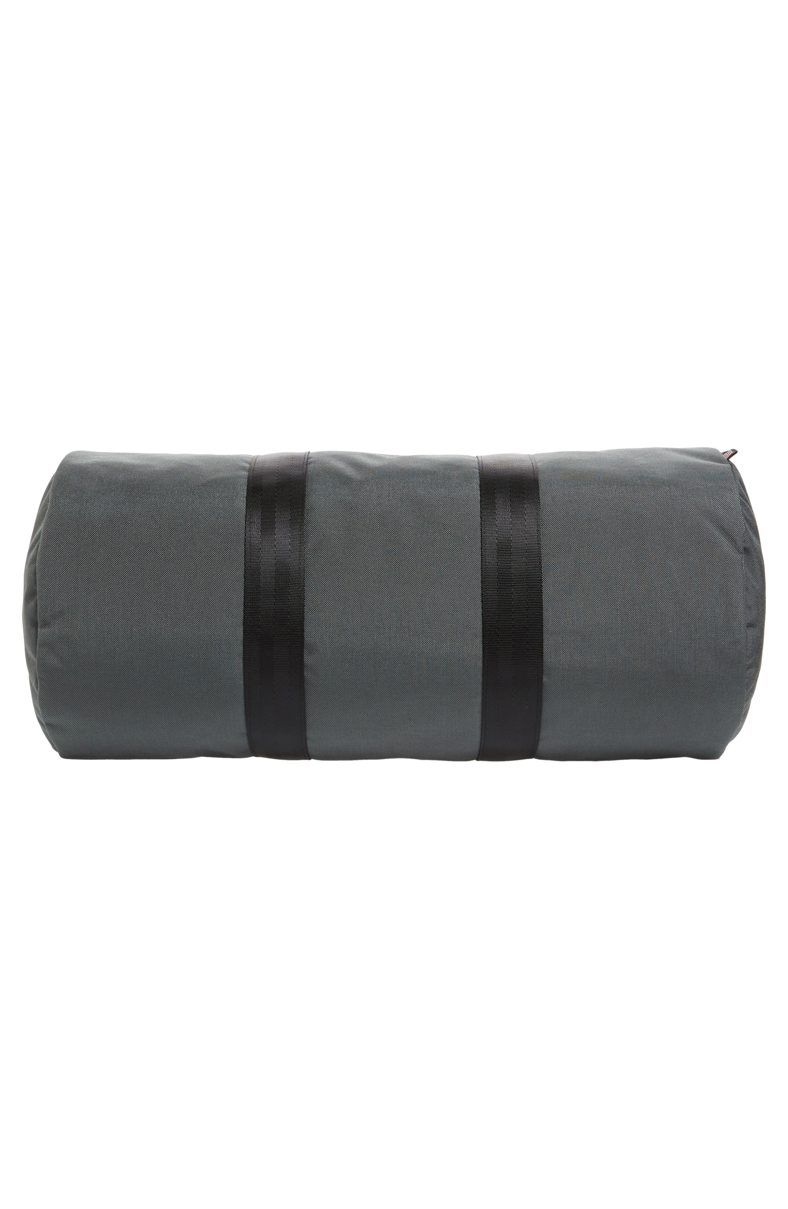 Classic Duffel Bag,                             Alternate thumbnail 6, color,                             CHARCOAL