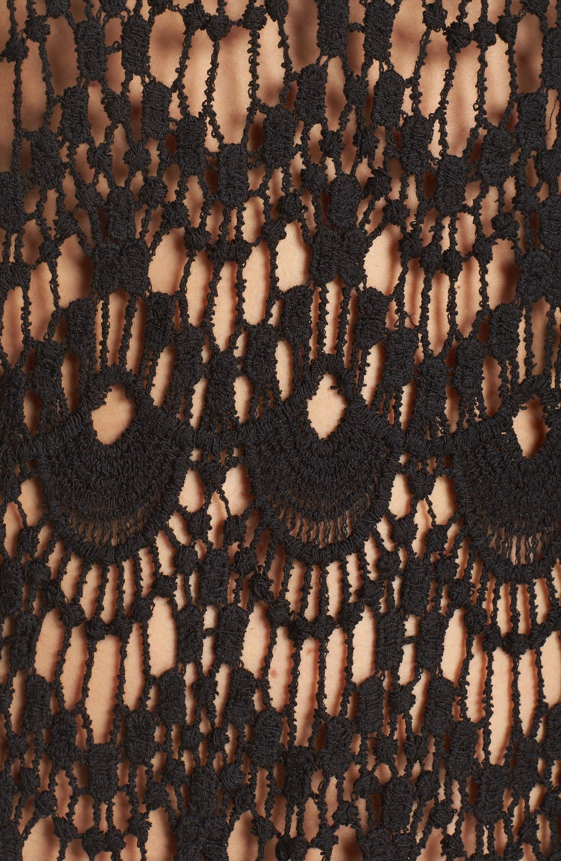 Crochet Cover-Up Tunic,                             Alternate thumbnail 10, color,