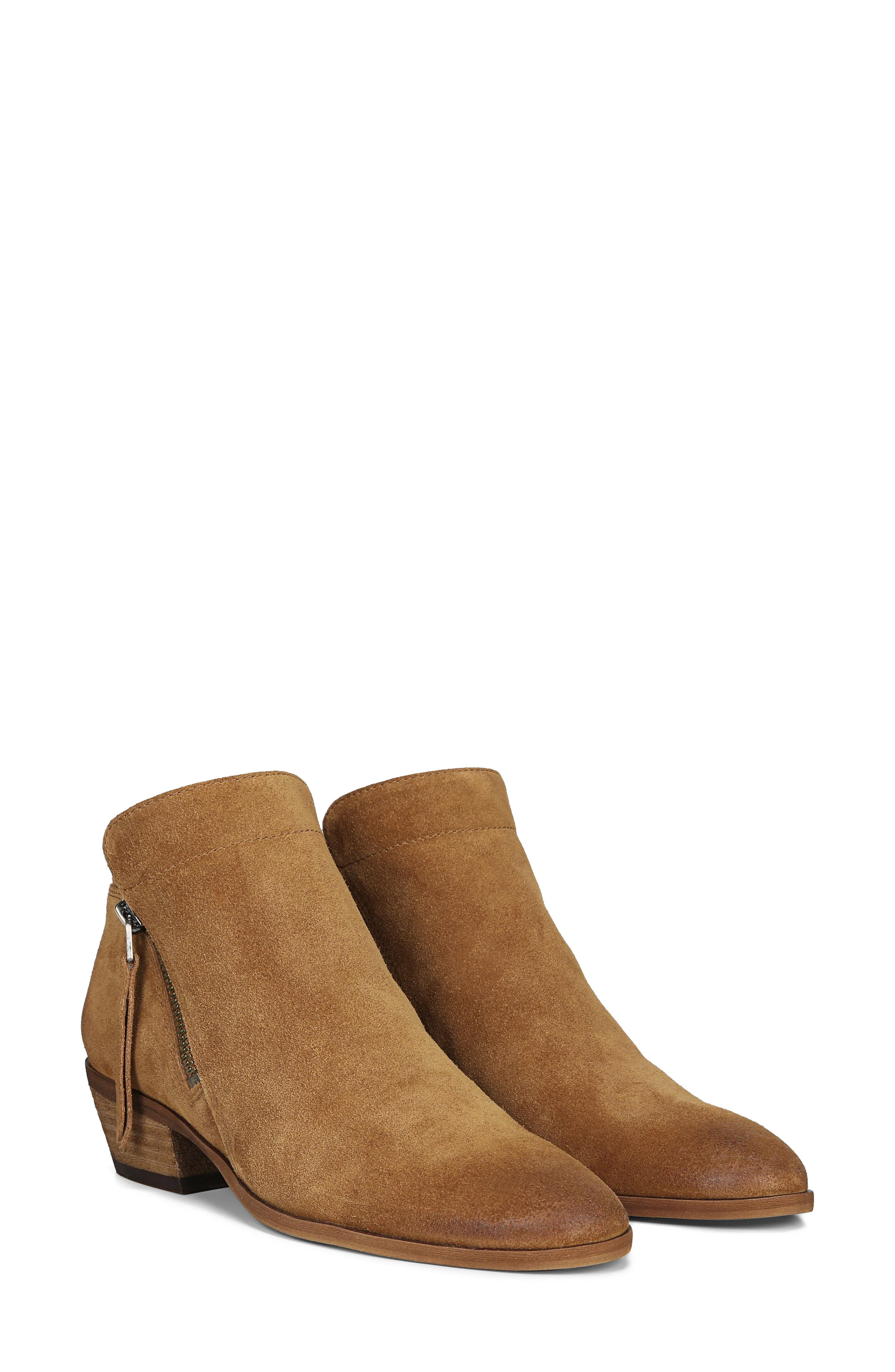 Packer Bootie,                             Alternate thumbnail 9, color,                             LUGGAGE SUEDE LEATHER