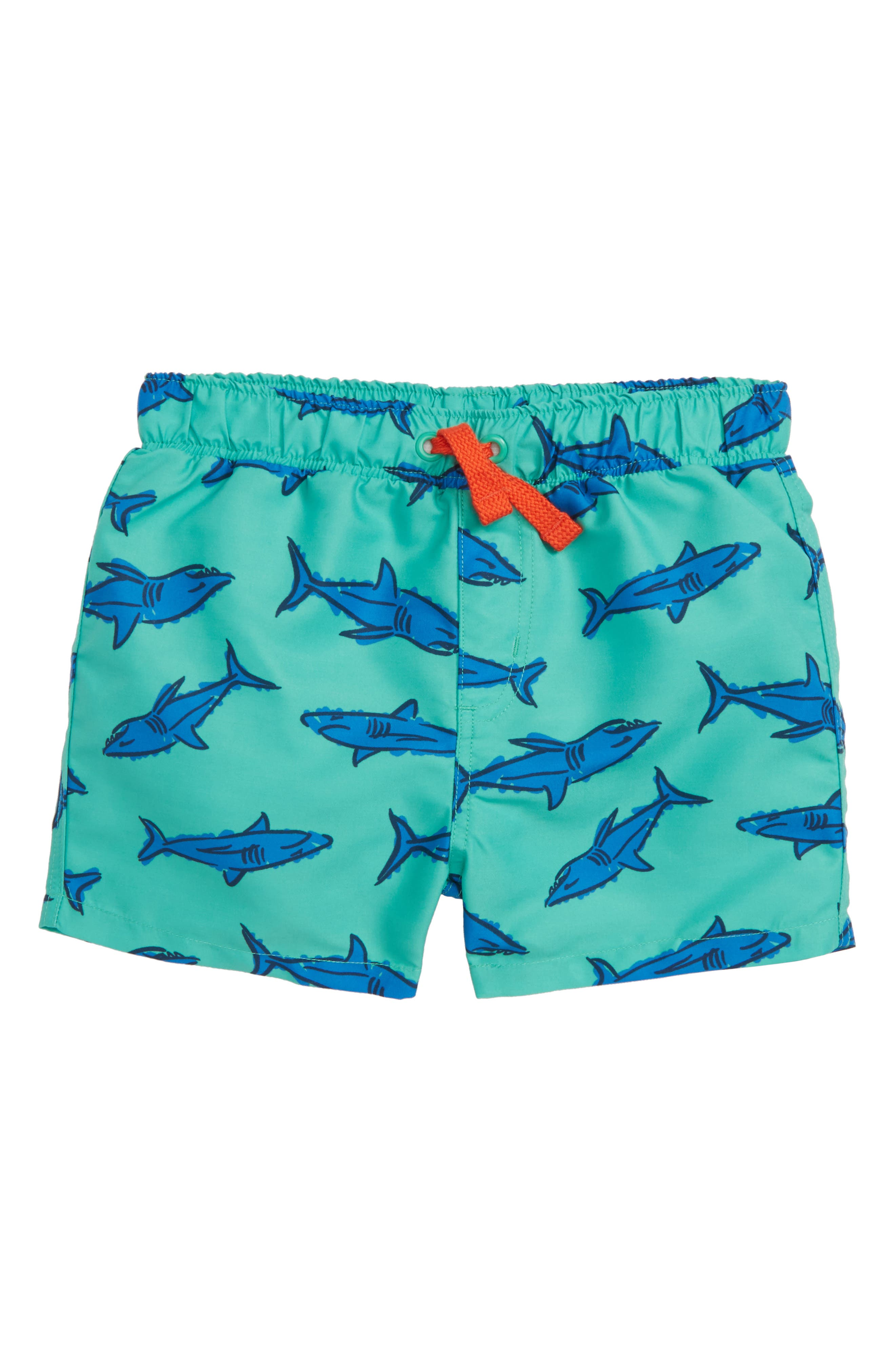 Print Swim Trunks,                         Main,                         color,