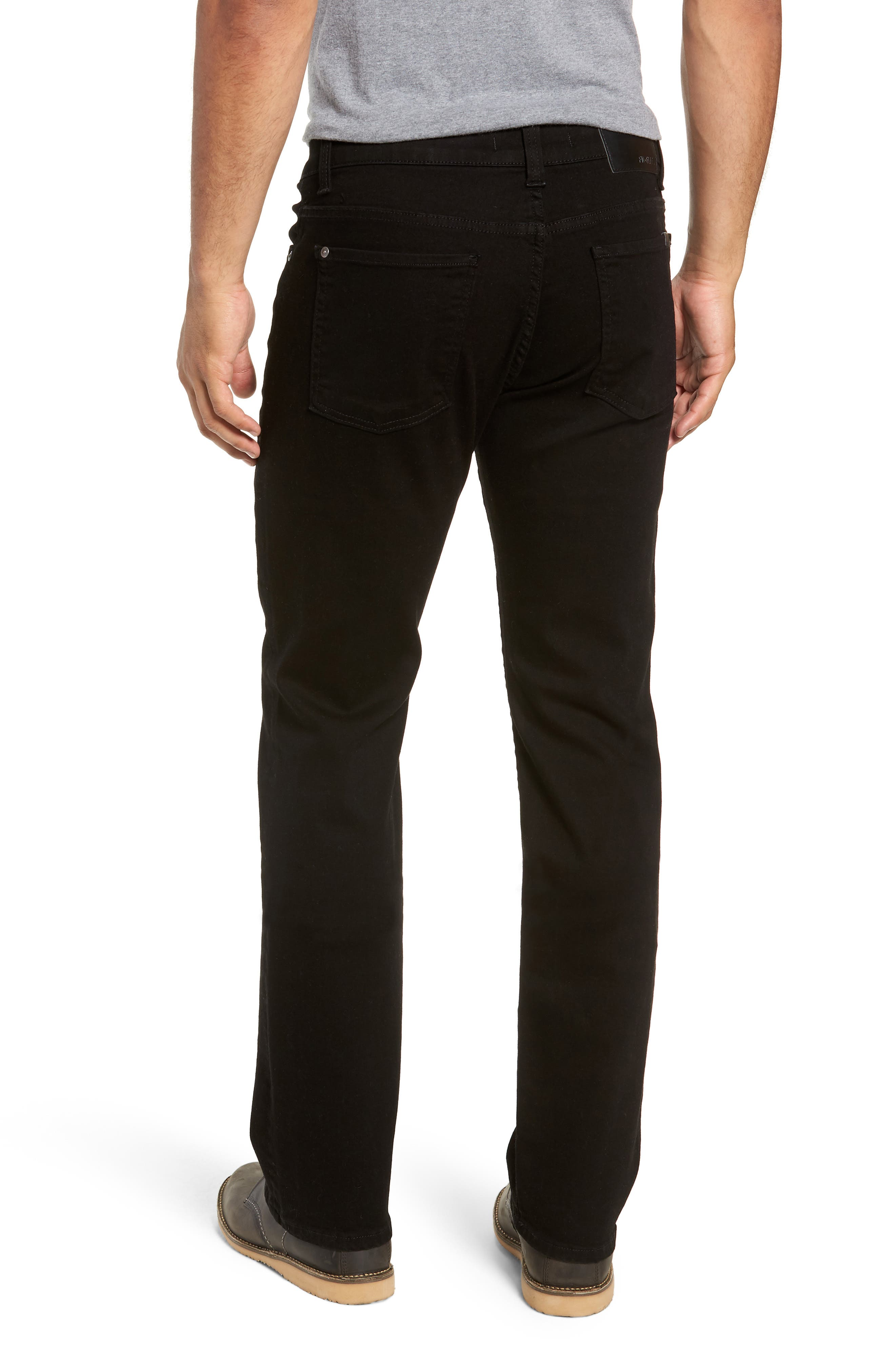 50-11 Relaxed Fit Jeans,                             Alternate thumbnail 2, color,                             GOTHAM BLACK