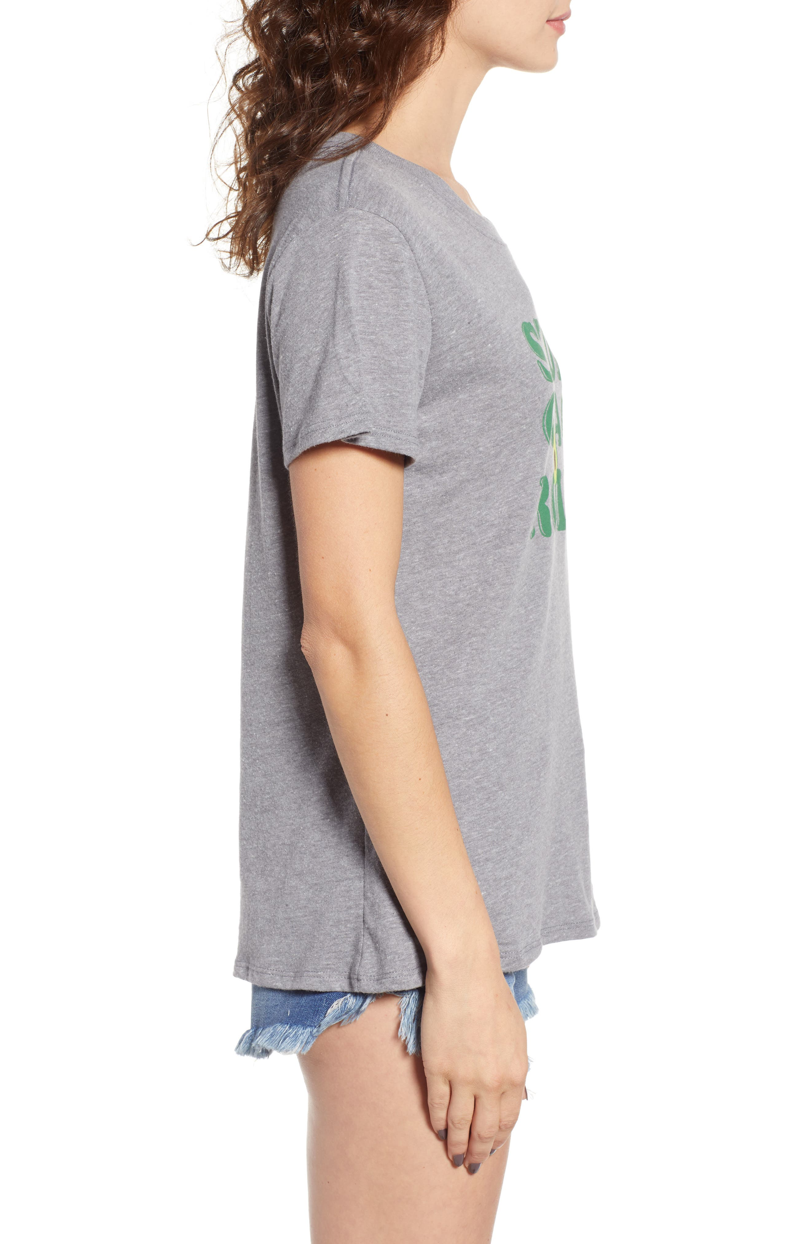 Stop, Guac & Roll Slouched Tee,                             Alternate thumbnail 3, color,                             050