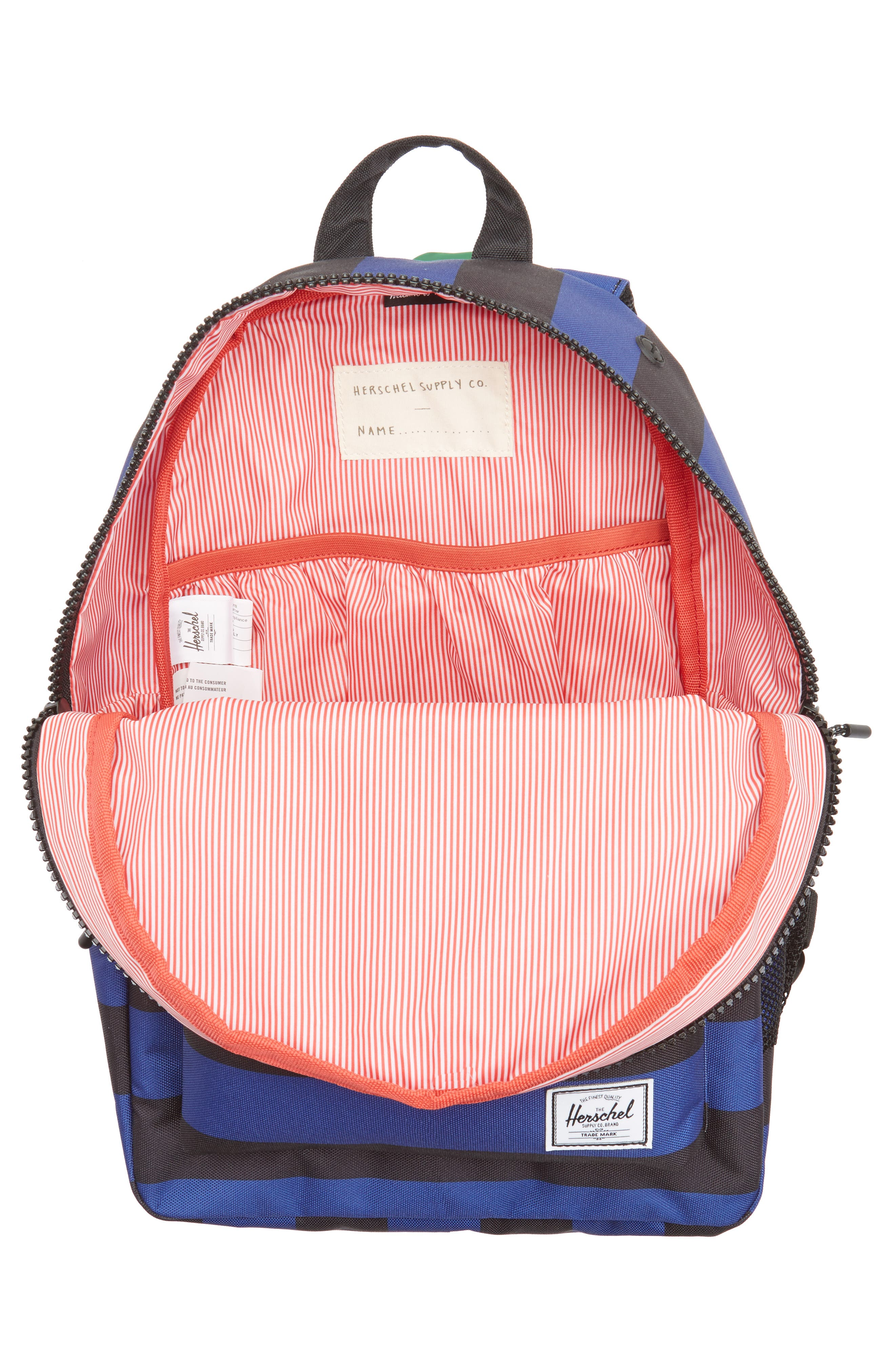 Heritage Youth Backpack,                             Alternate thumbnail 3, color,                             001