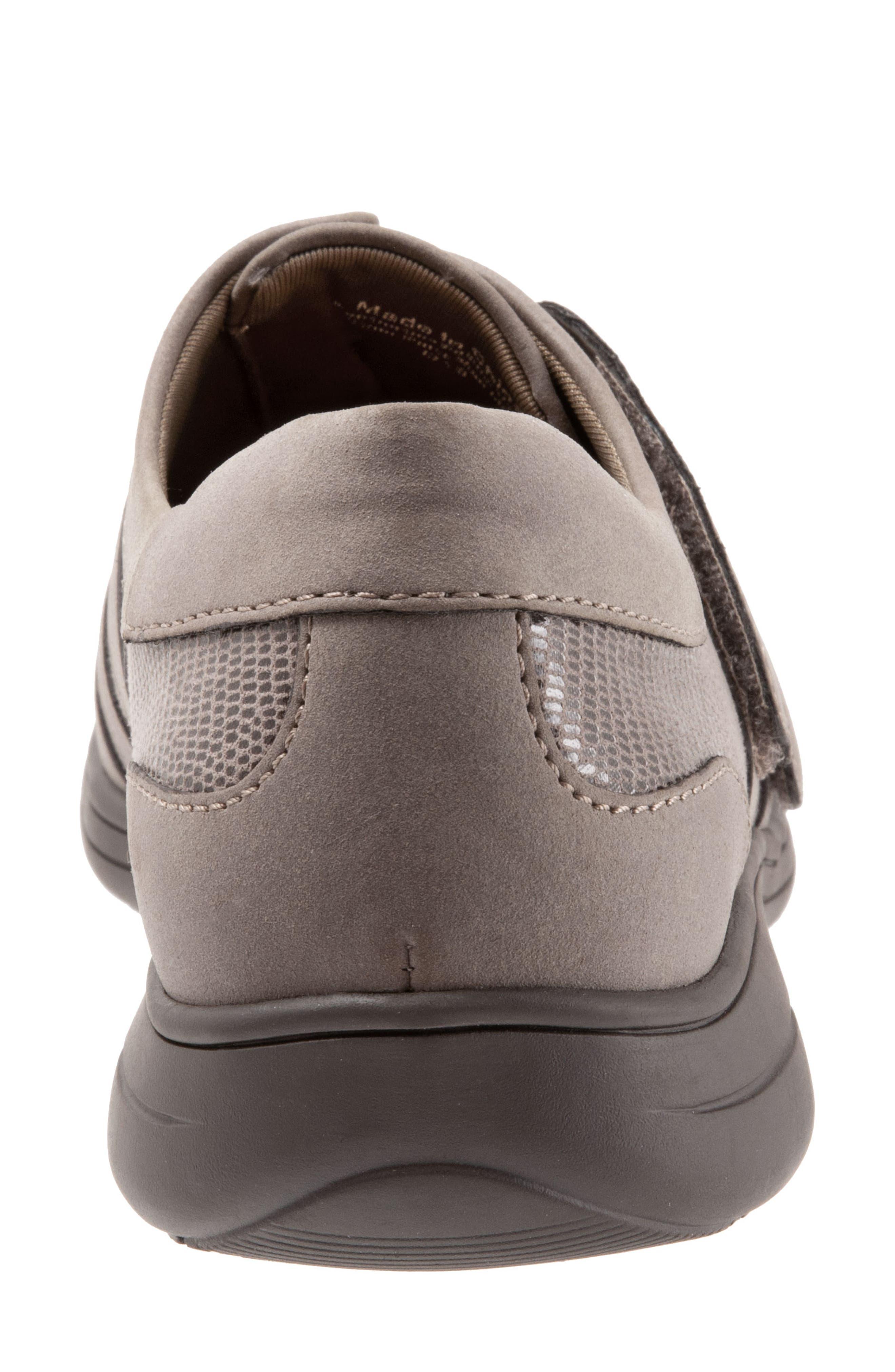 Joy Slip-On Sneaker,                             Alternate thumbnail 7, color,                             TAUPE LEATHER
