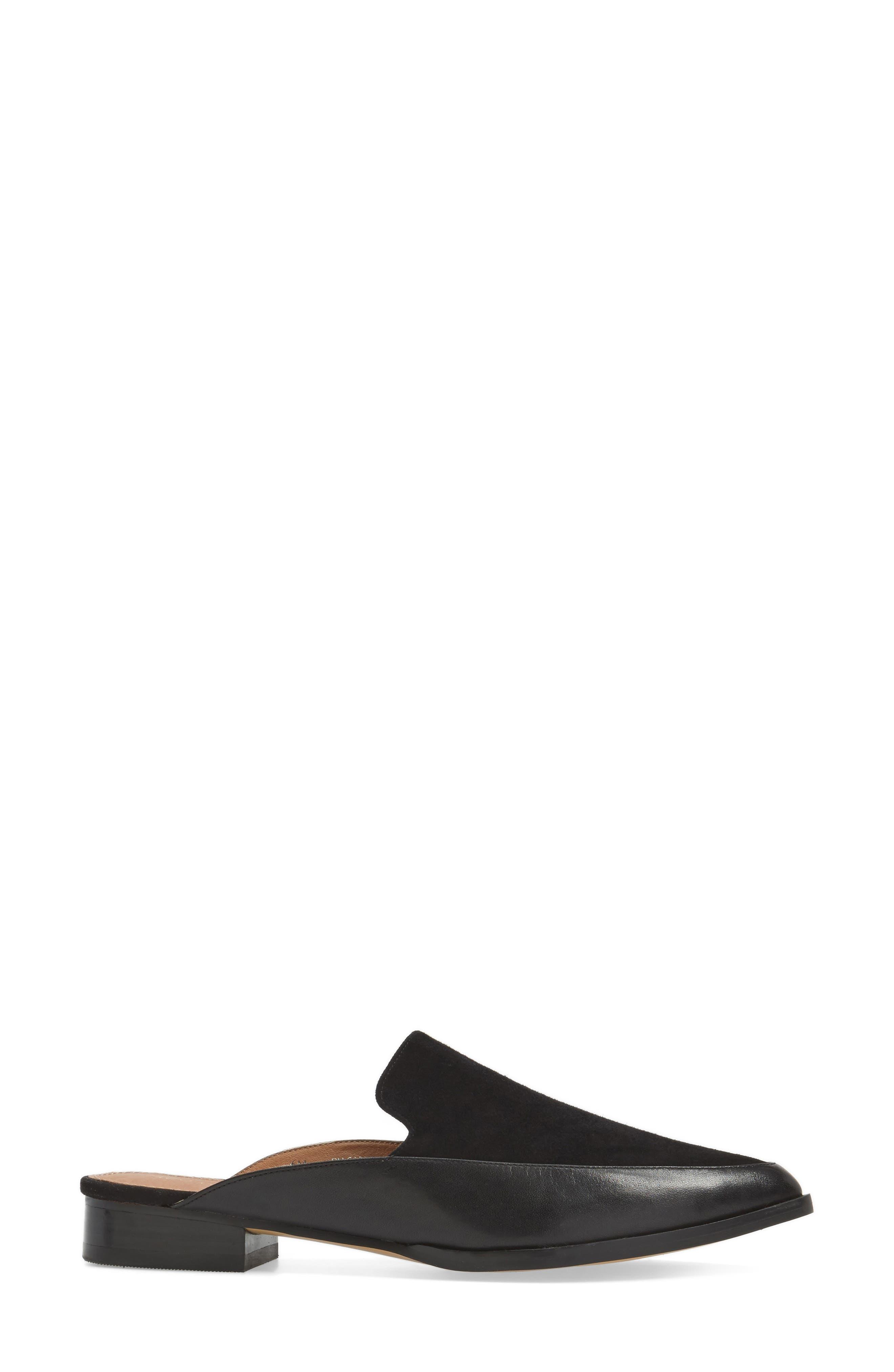 Corbin Genuine Calf Hair Slide Loafer,                             Alternate thumbnail 10, color,