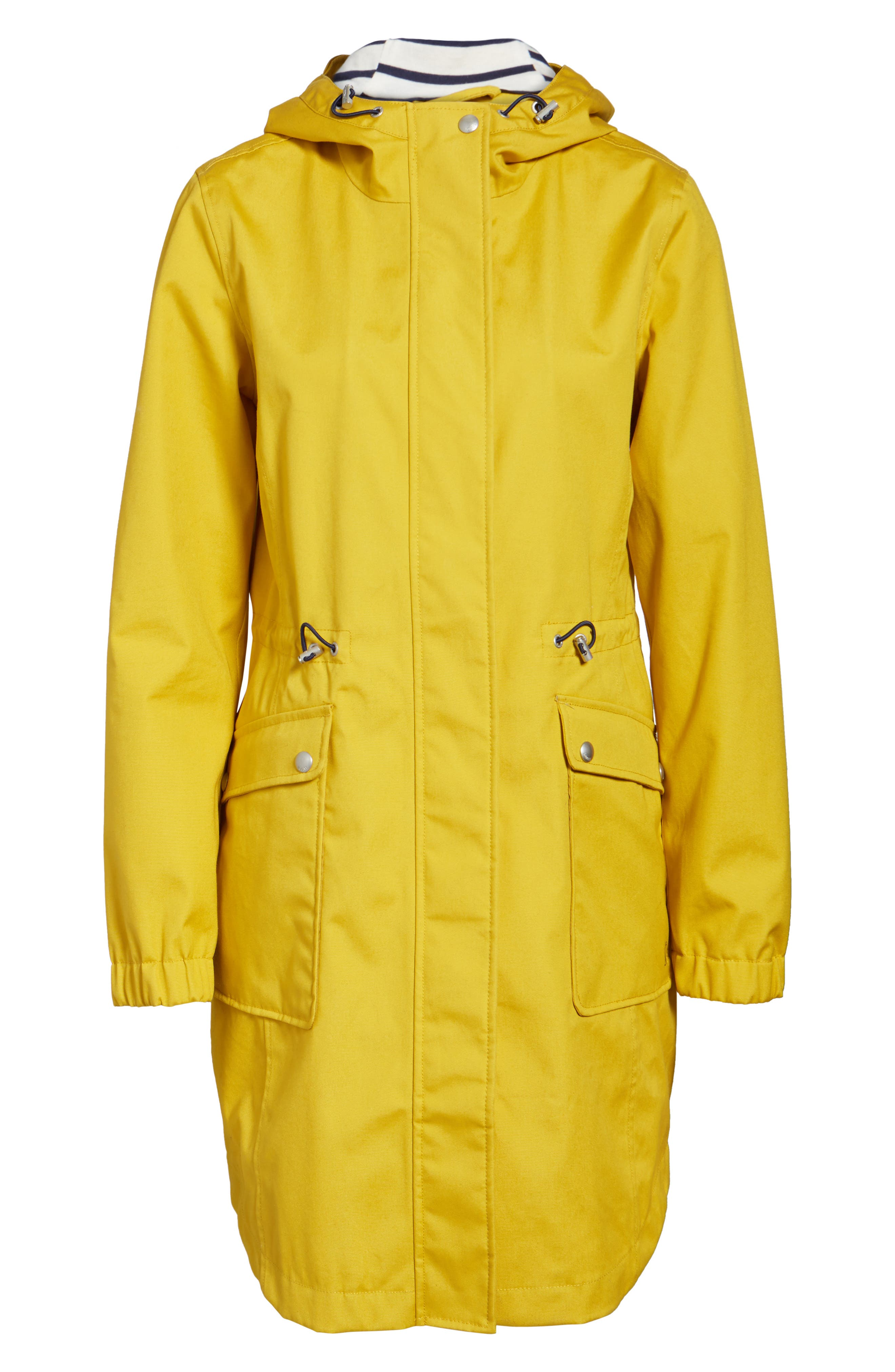 Right as Rain Waterproof Hooded Jacket,                             Alternate thumbnail 6, color,