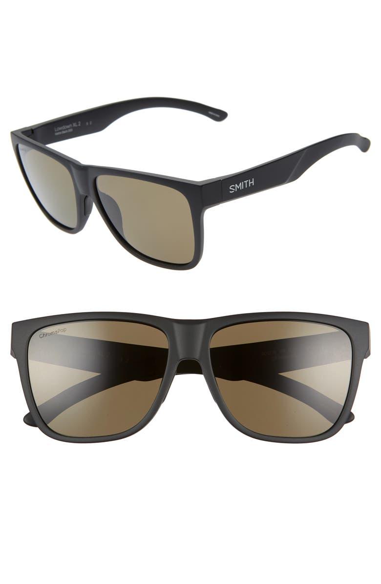 61f1190b9cb SMITH Lowdown XL 2 60mm ChromaPop sup ™  sup  Polarized Sunglasses
