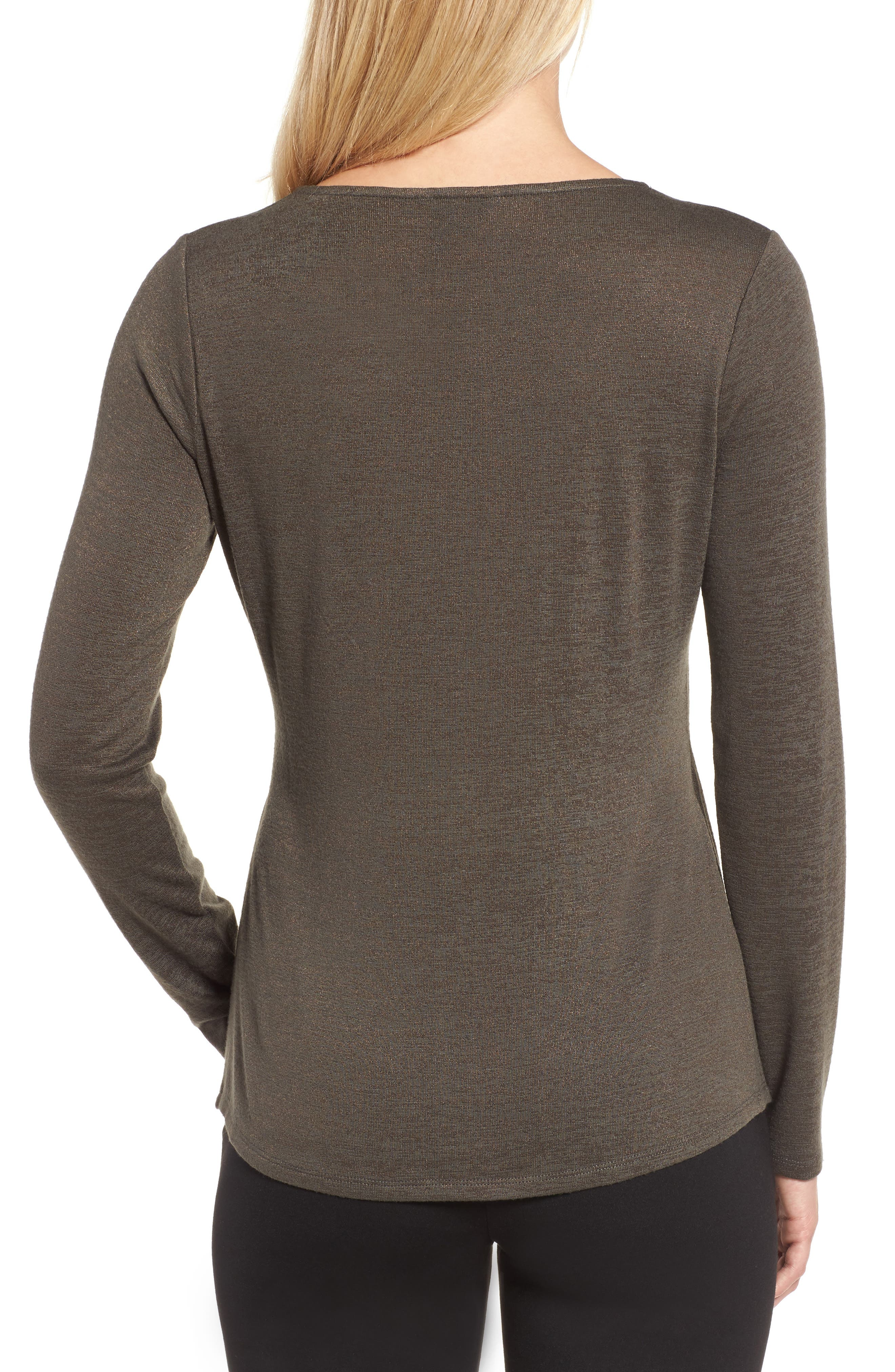 Every Occasion Drape Top,                             Alternate thumbnail 7, color,