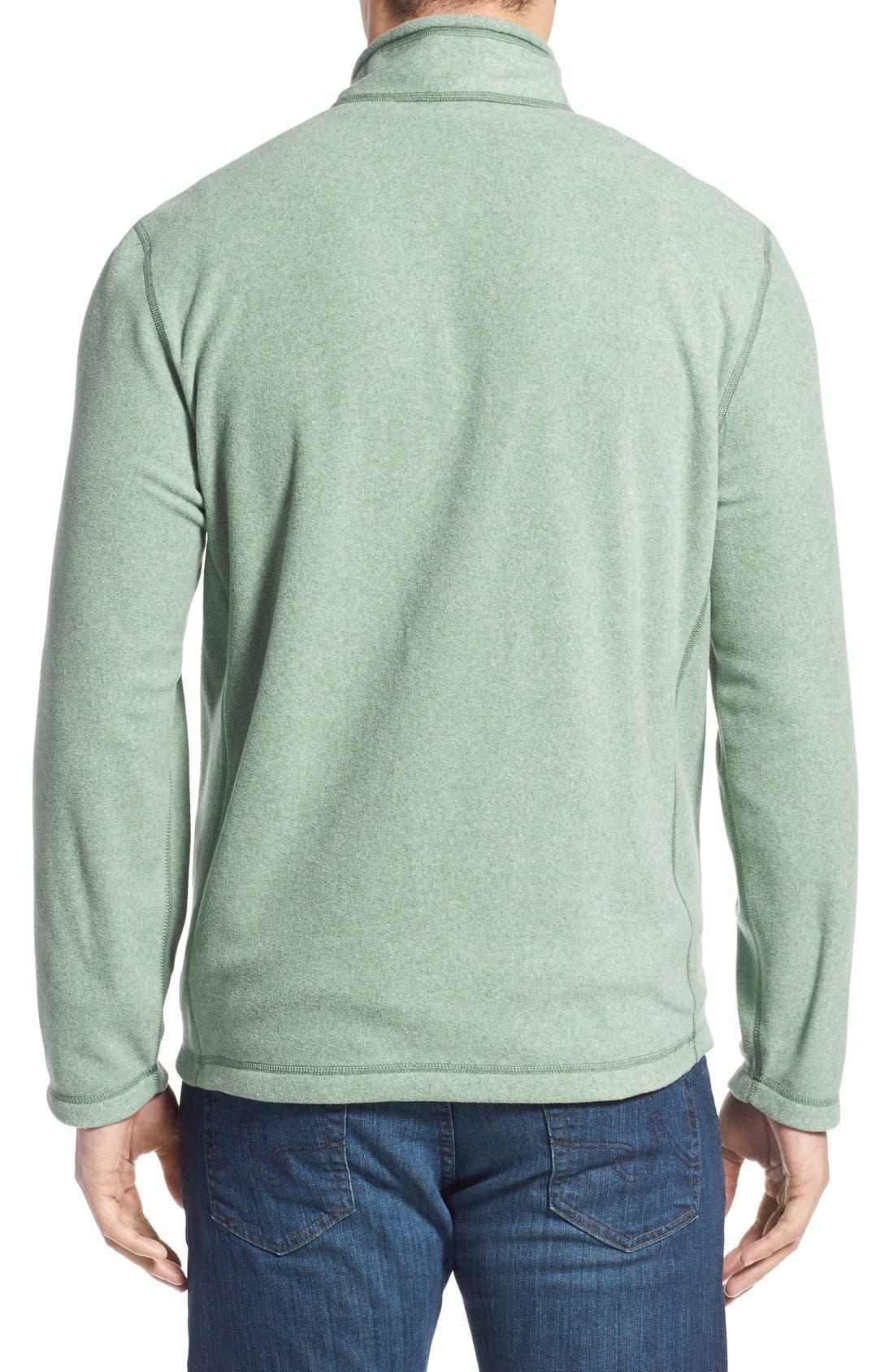 'TKA 100 Glacier' Quarter Zip Fleece Pullover,                             Alternate thumbnail 76, color,