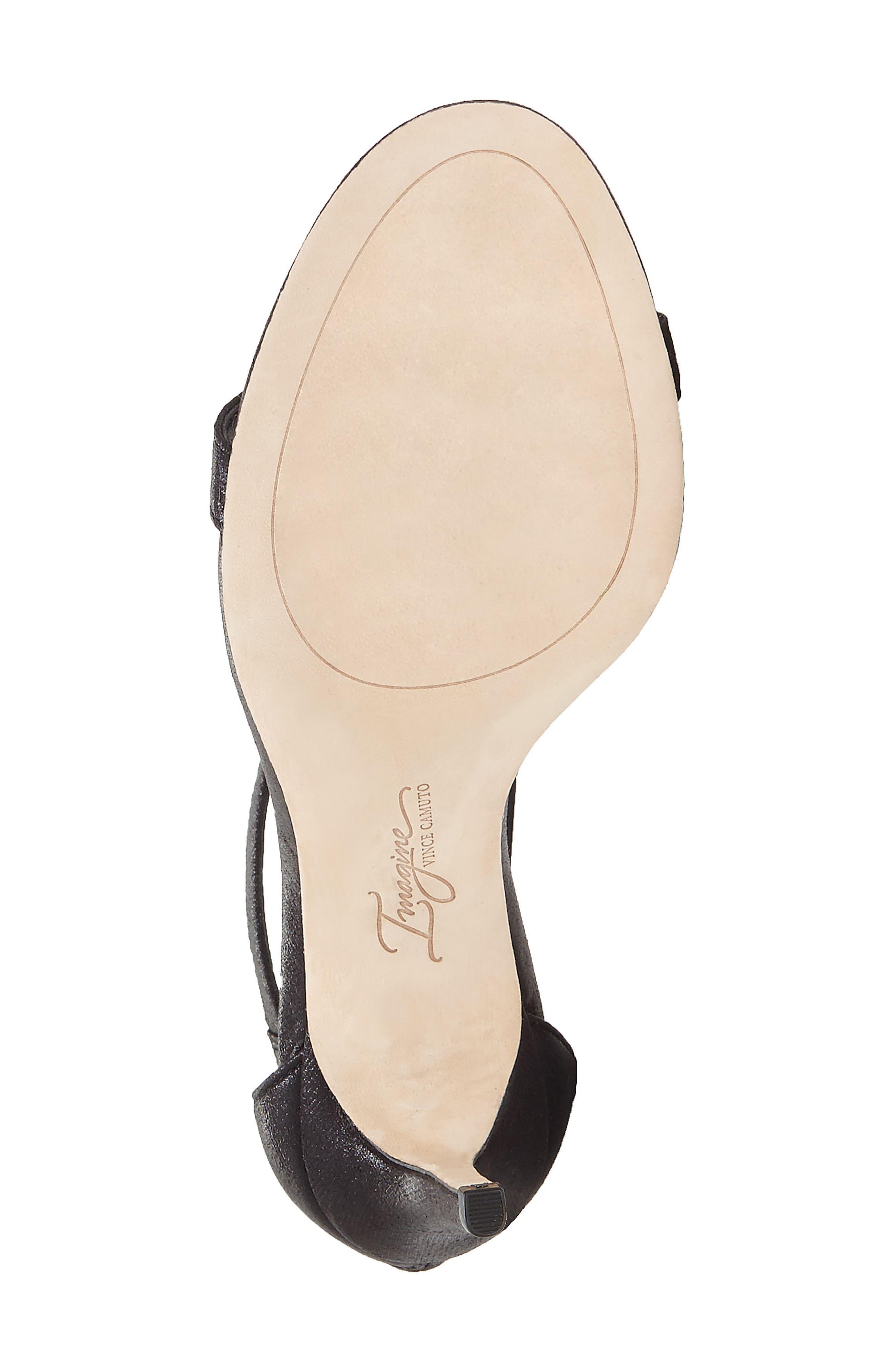 'Phoebe' Embellished T-Strap Sandal,                             Alternate thumbnail 61, color,