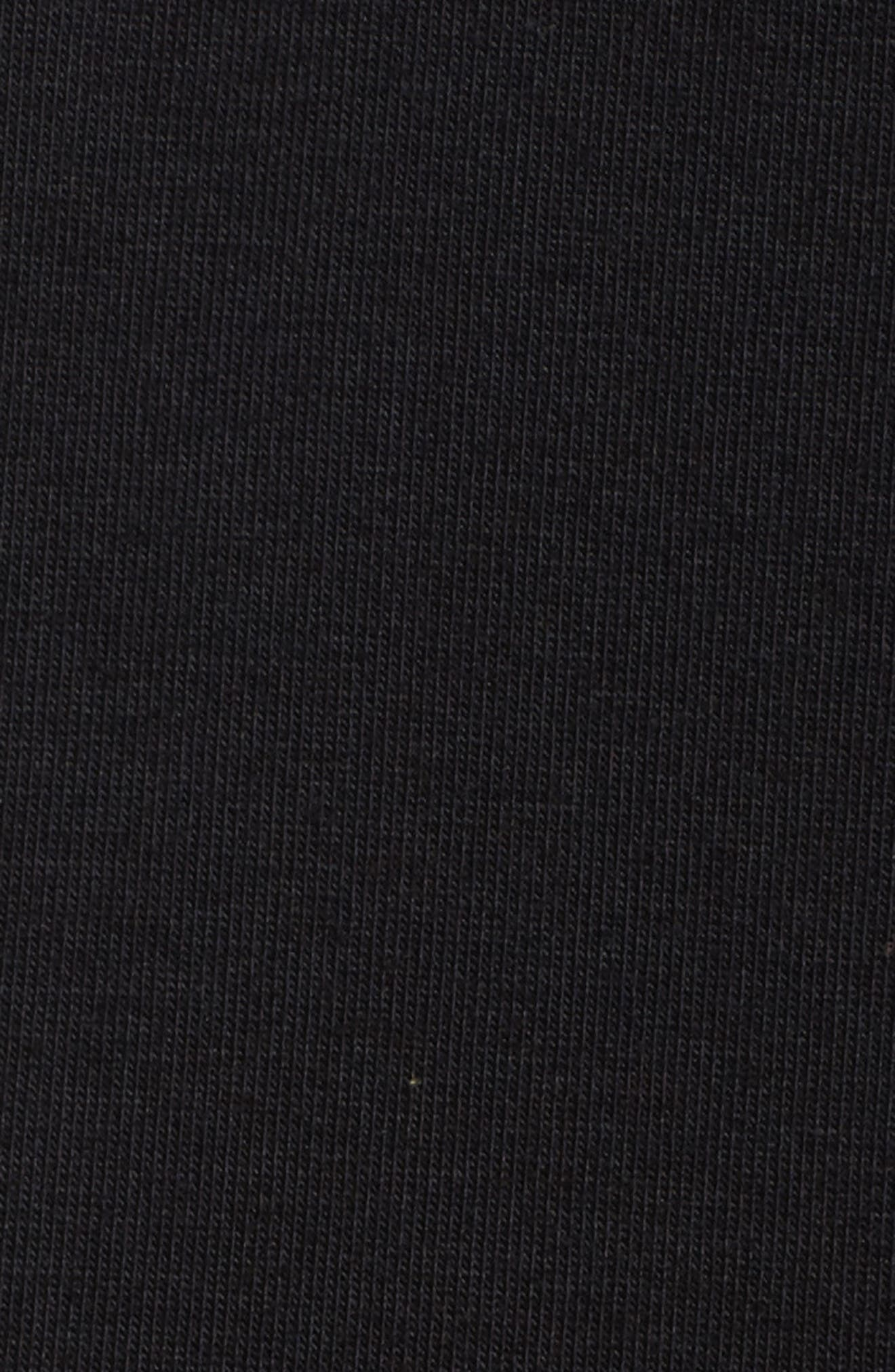 Stretch Organic Cotton Crop Pants,                             Alternate thumbnail 9, color,