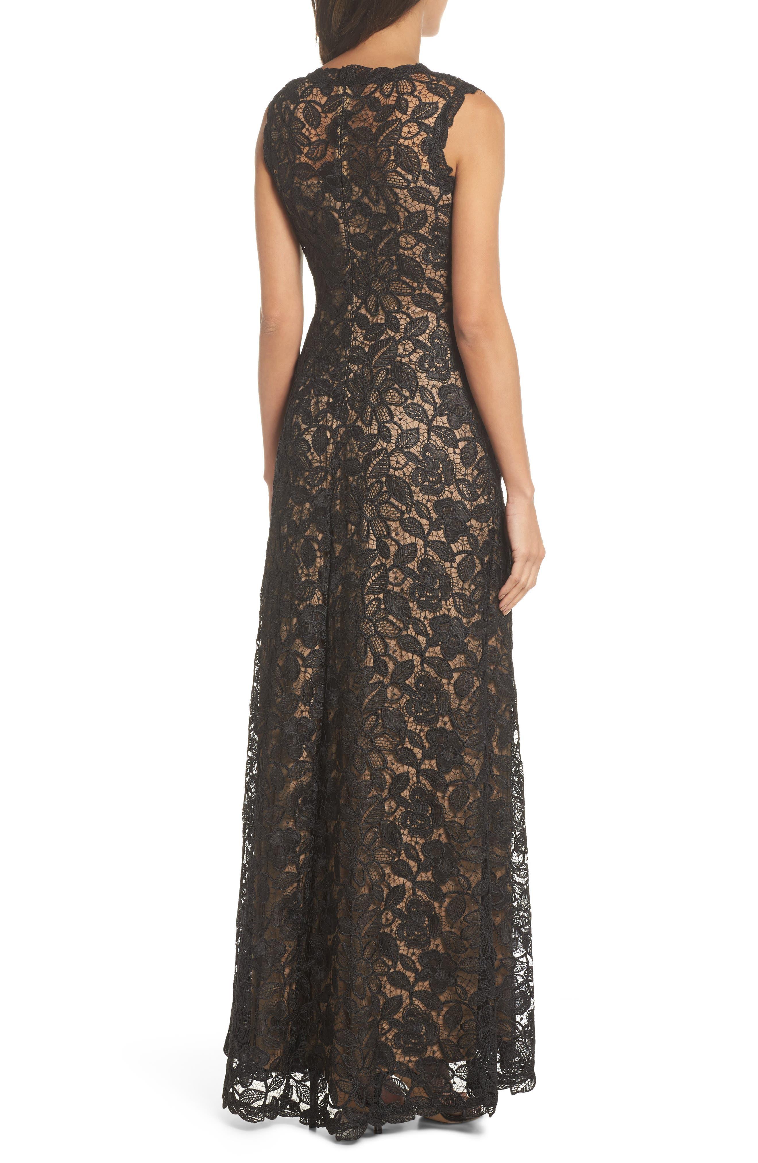 Lace Gown,                             Alternate thumbnail 2, color,