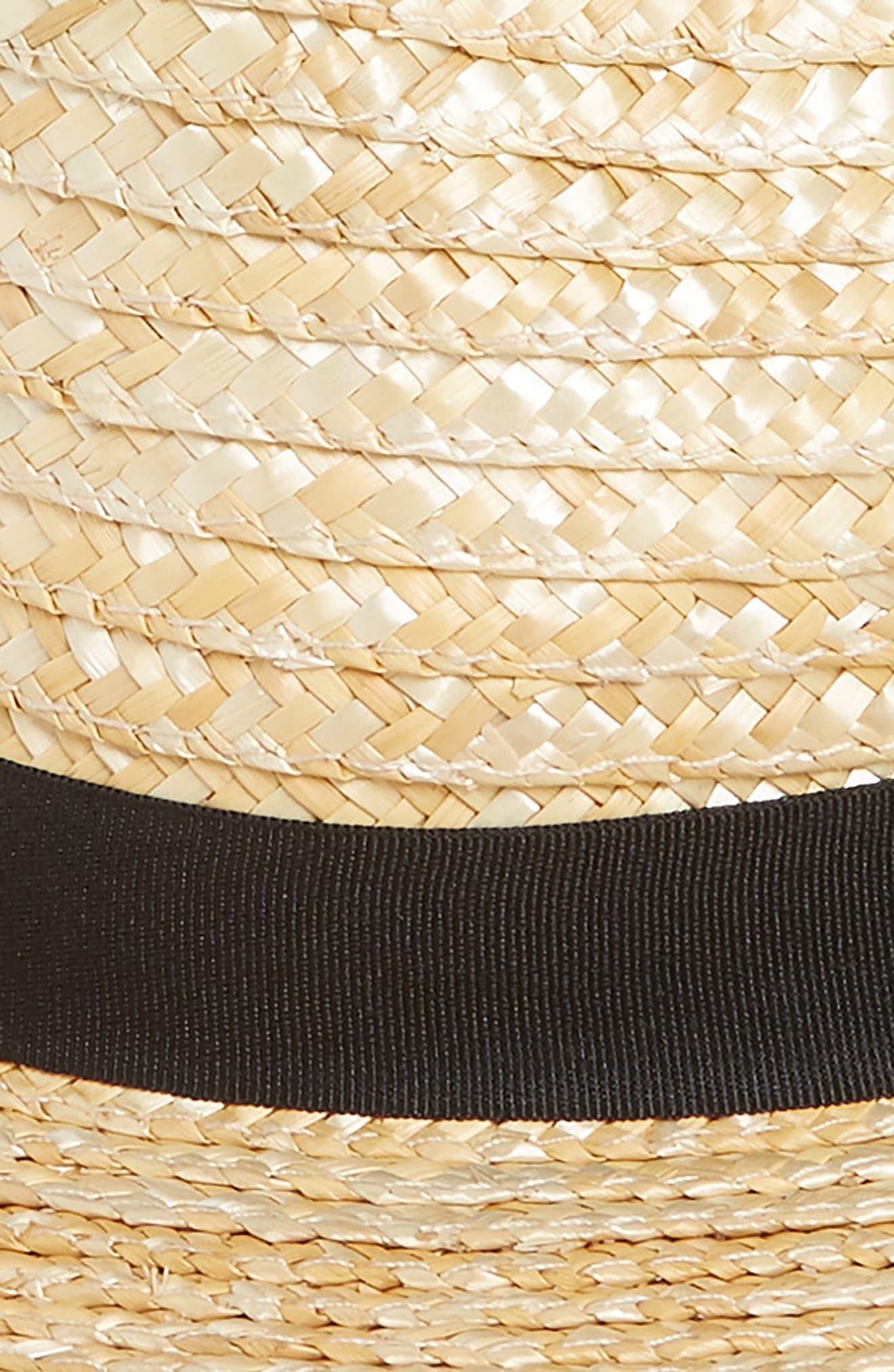 Braided Panama Hat,                             Alternate thumbnail 2, color,                             250