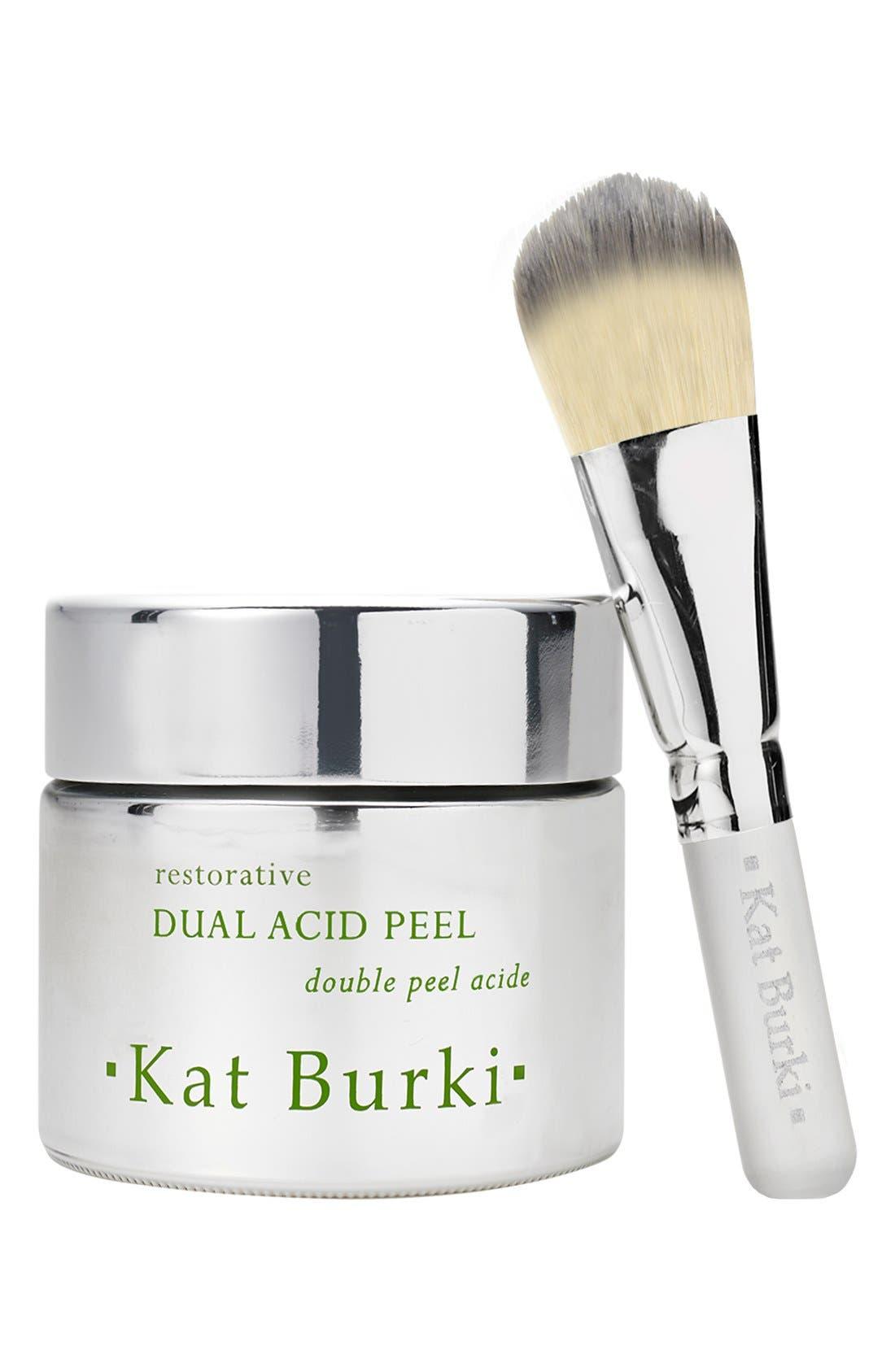 SPACE.NK.apothecary Kat Burki Restorative Dual Acid Peel, Main, color, NO COLOR