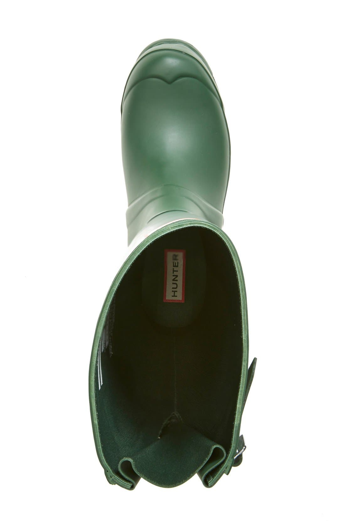 'Tour' Packable Rain Boot,                             Alternate thumbnail 107, color,
