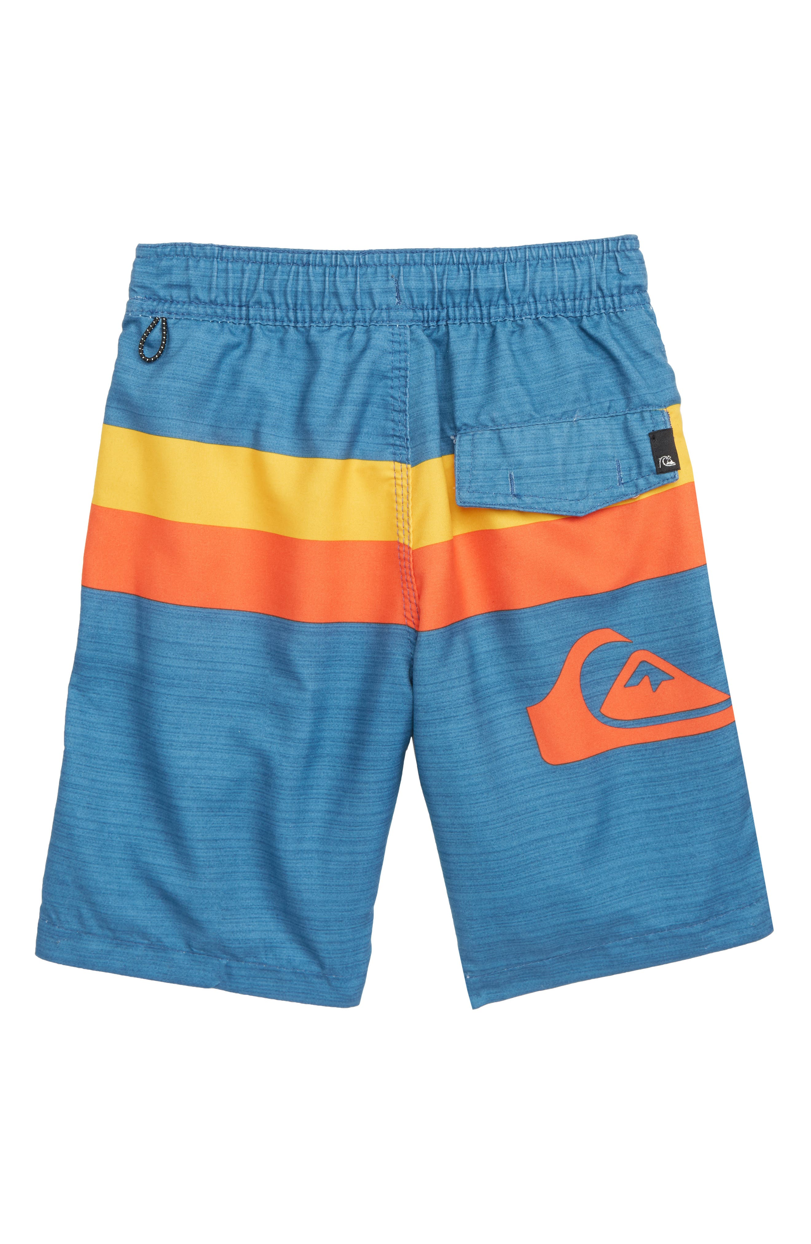 Mystery Bus Volley Shorts,                             Alternate thumbnail 2, color,                             STELLAR